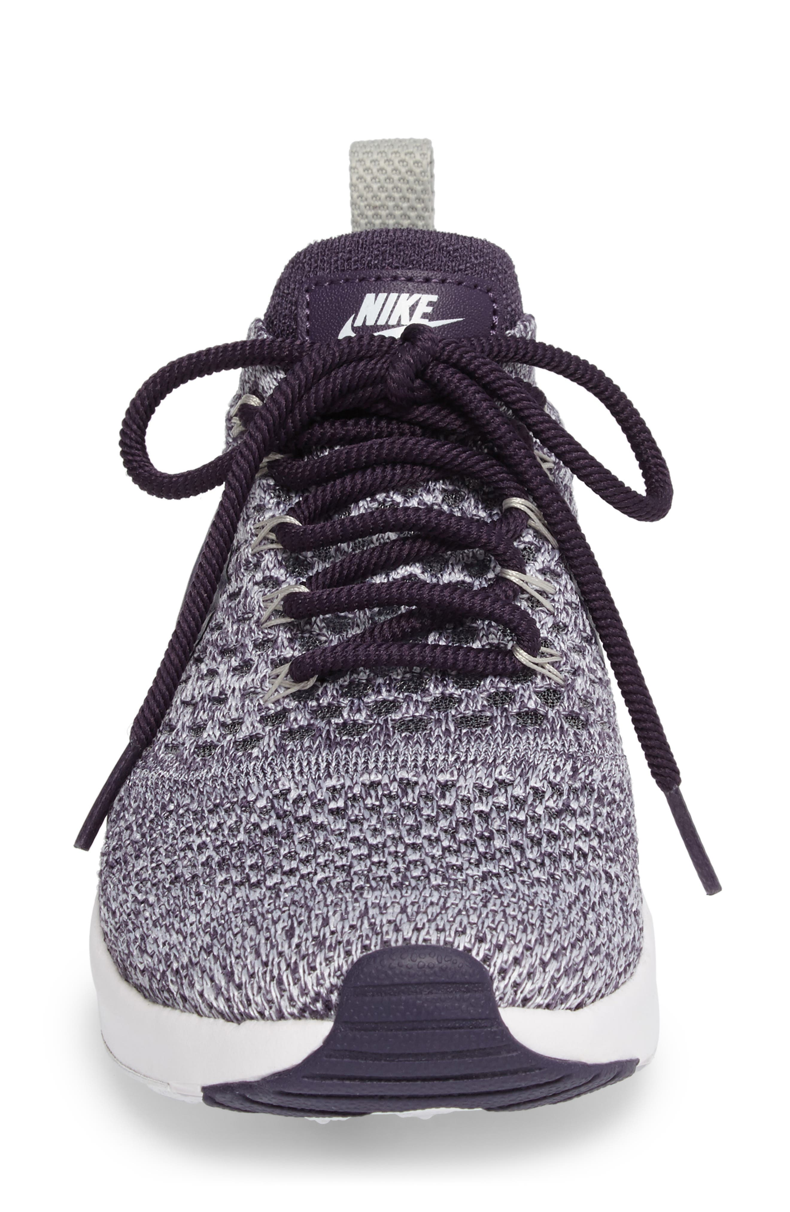 Air Max Thea Ultra Flyknit Sneaker,                             Alternate thumbnail 46, color,