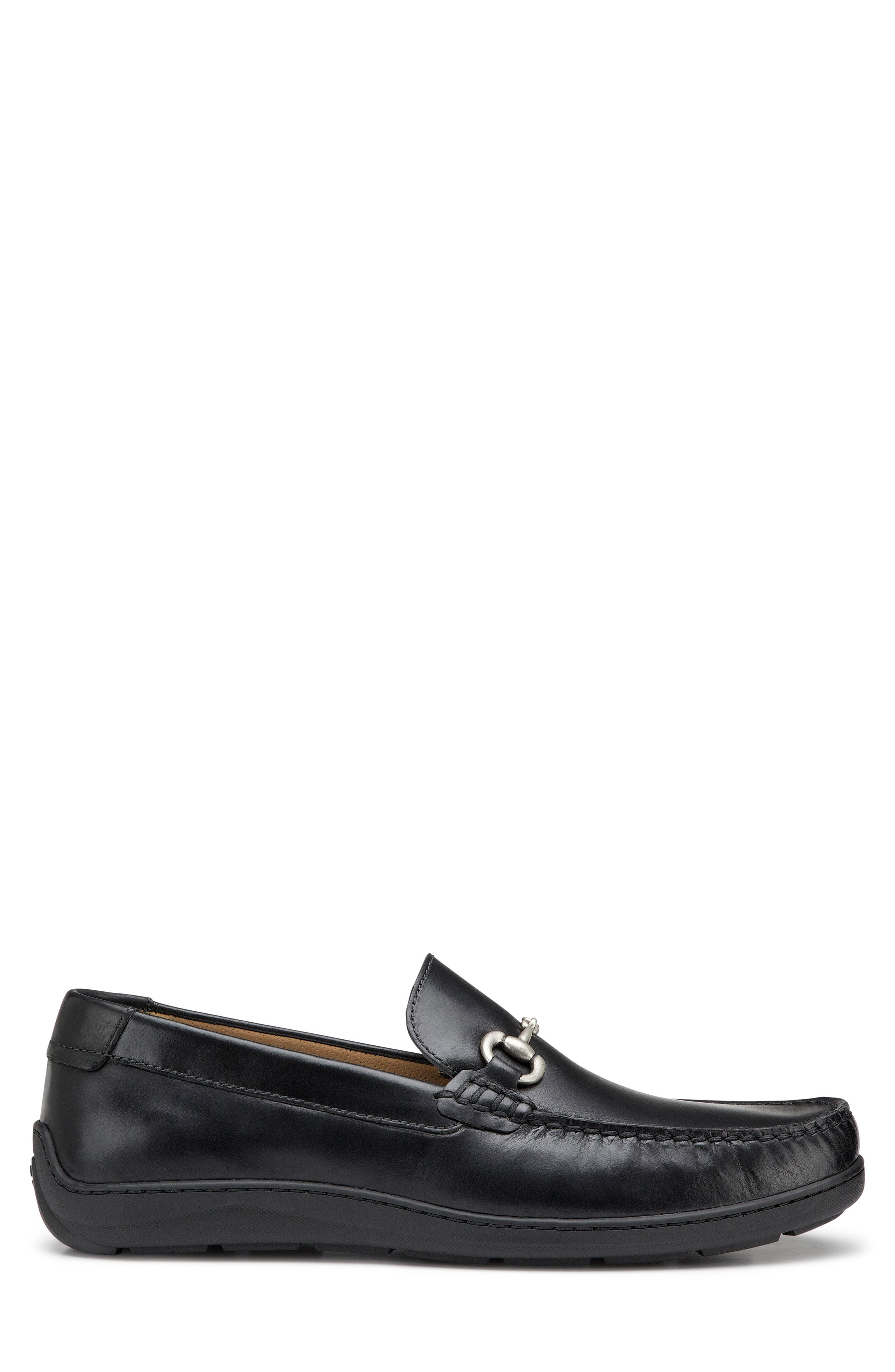 Stalworth Bit Loafer,                             Alternate thumbnail 3, color,                             001