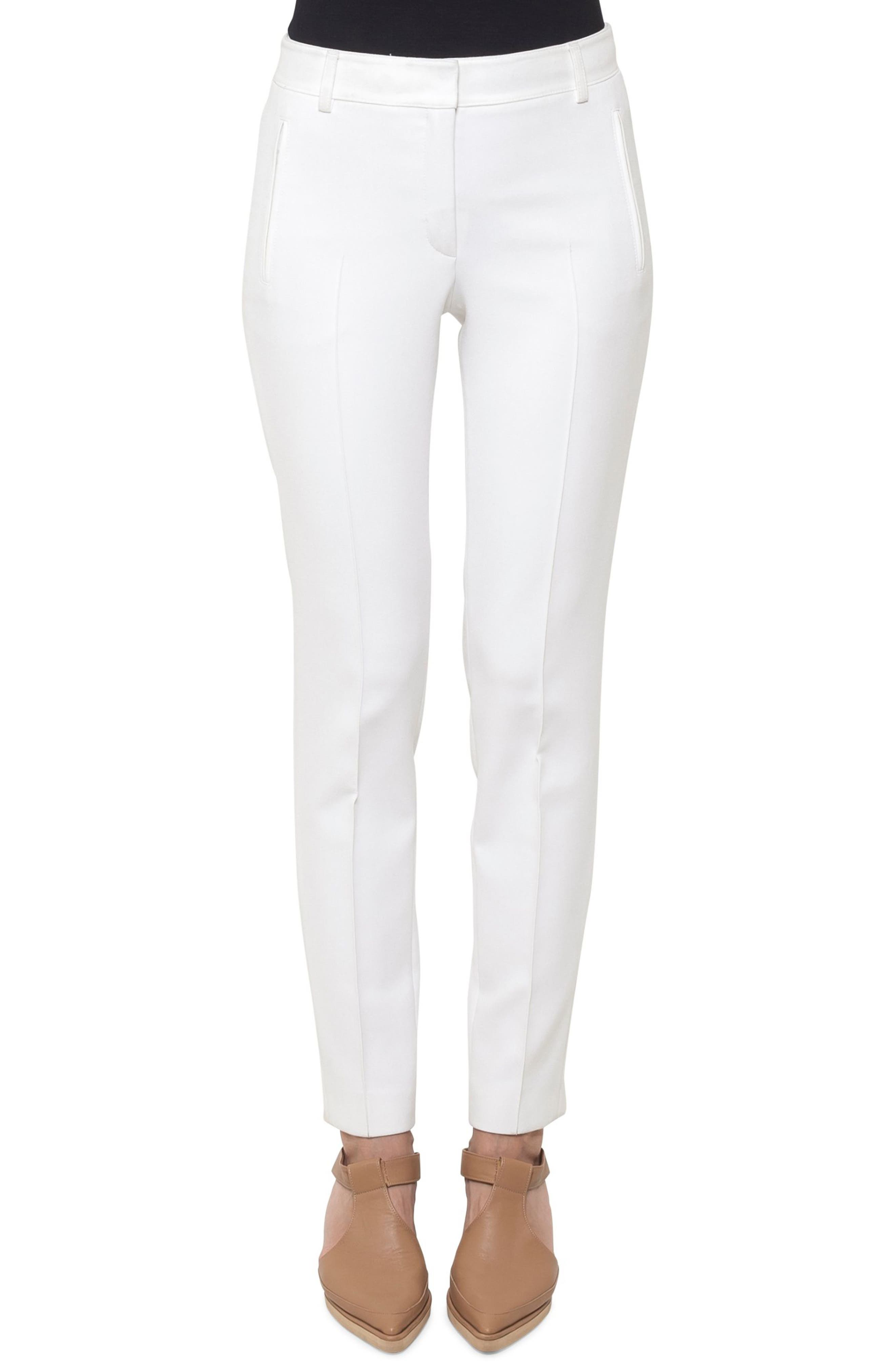 Fabia Pants,                             Main thumbnail 1, color,                             CREAM