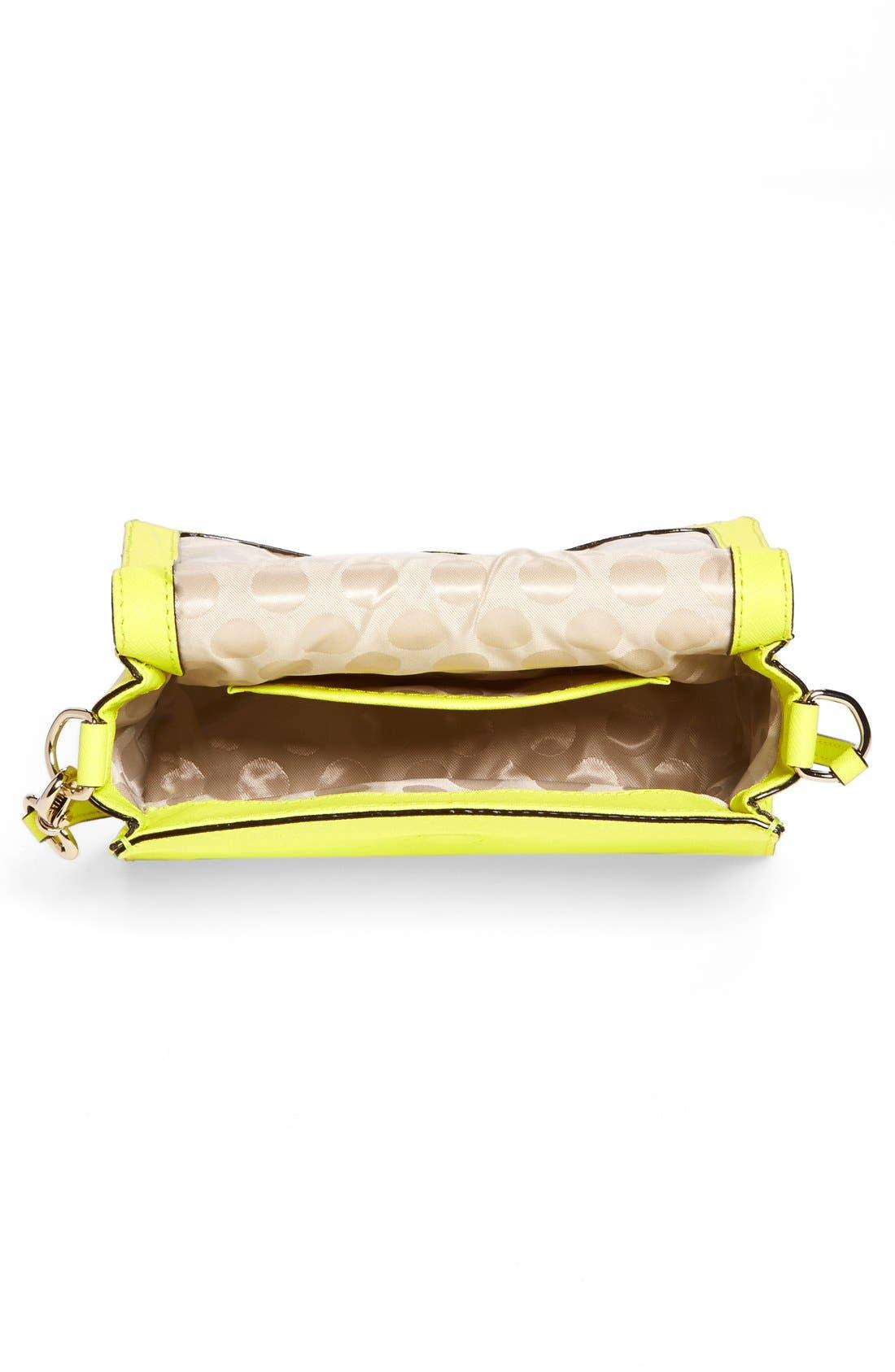 'cedar street - magnolia' crossbody bag,                             Alternate thumbnail 9, color,