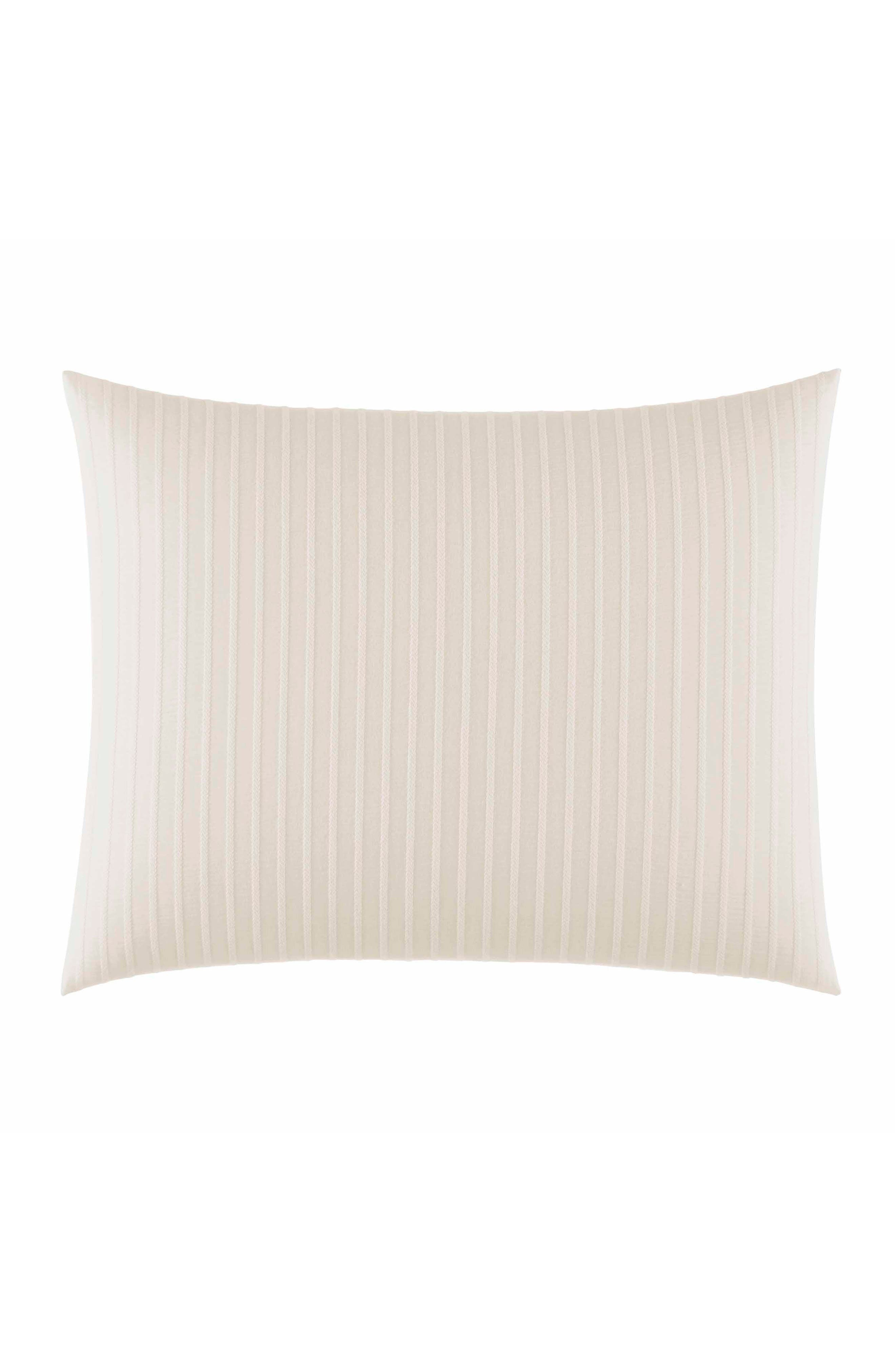 TOMMY BAHAMA St. Armand's Breakfast Accent Pillow, Main, color, ALABASTER