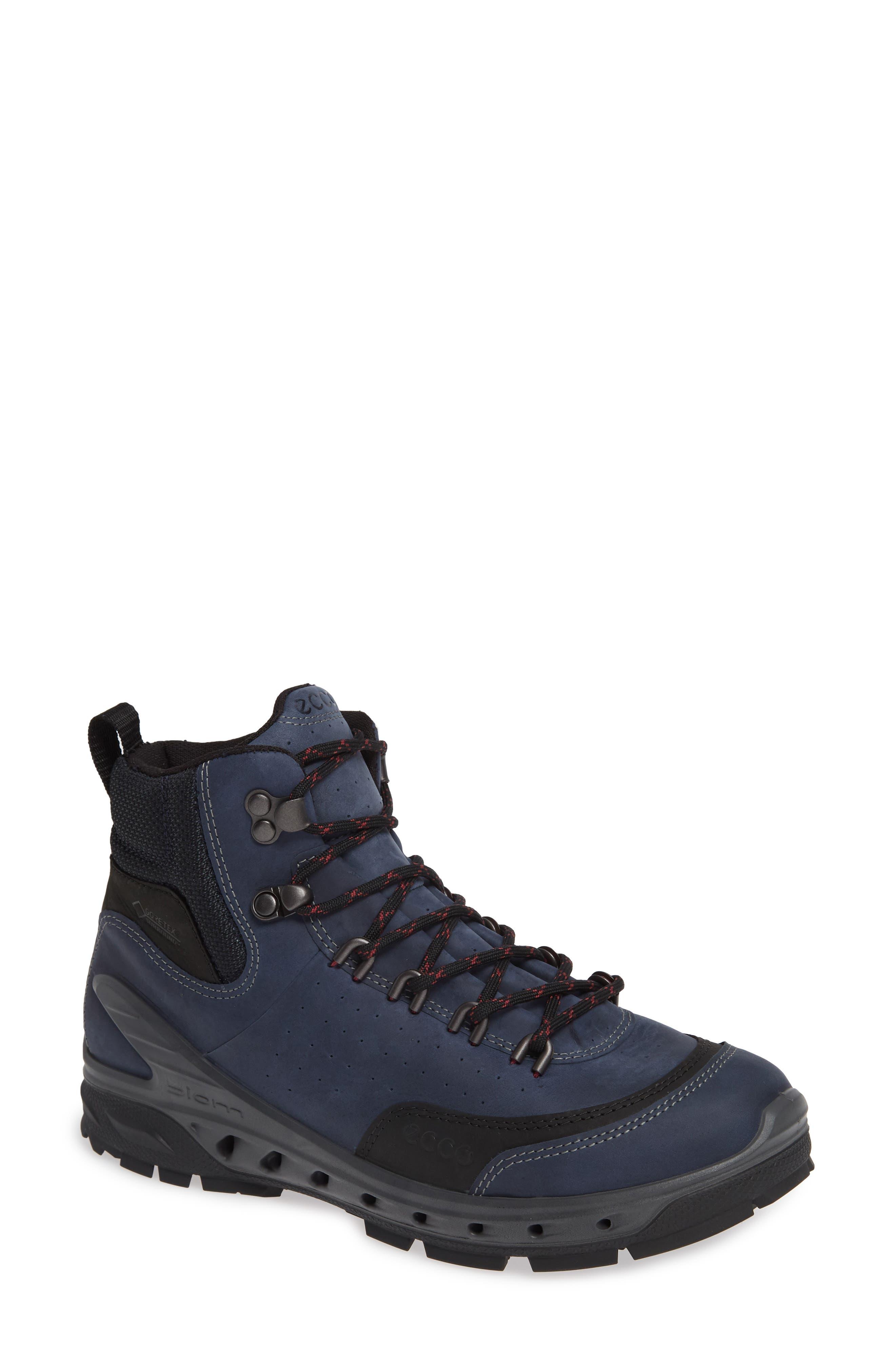 Ecco Biom Gtx Venture Tr Boot, Blue