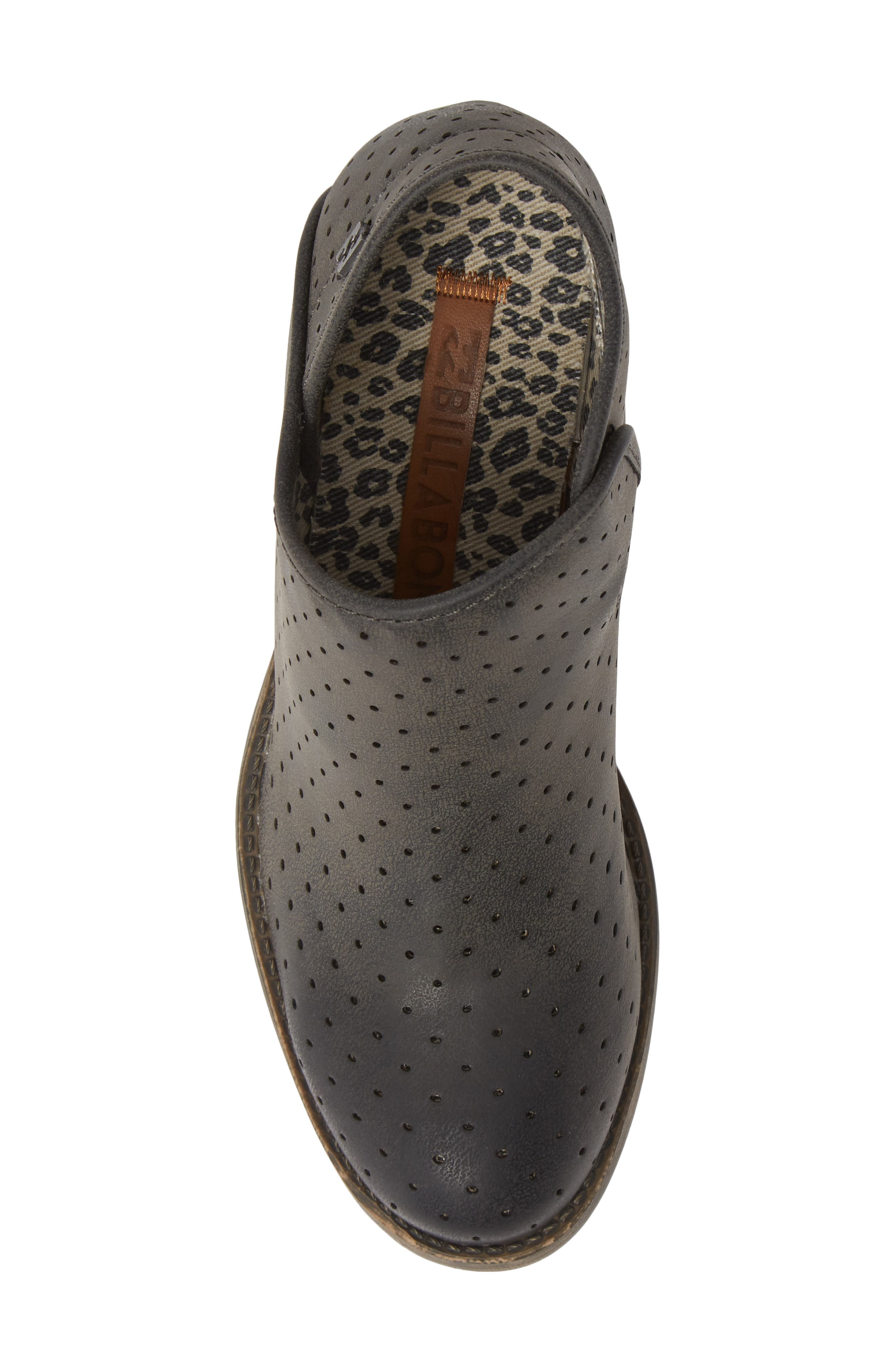 Sunbeams Perforated Bootie,                             Alternate thumbnail 5, color,                             025