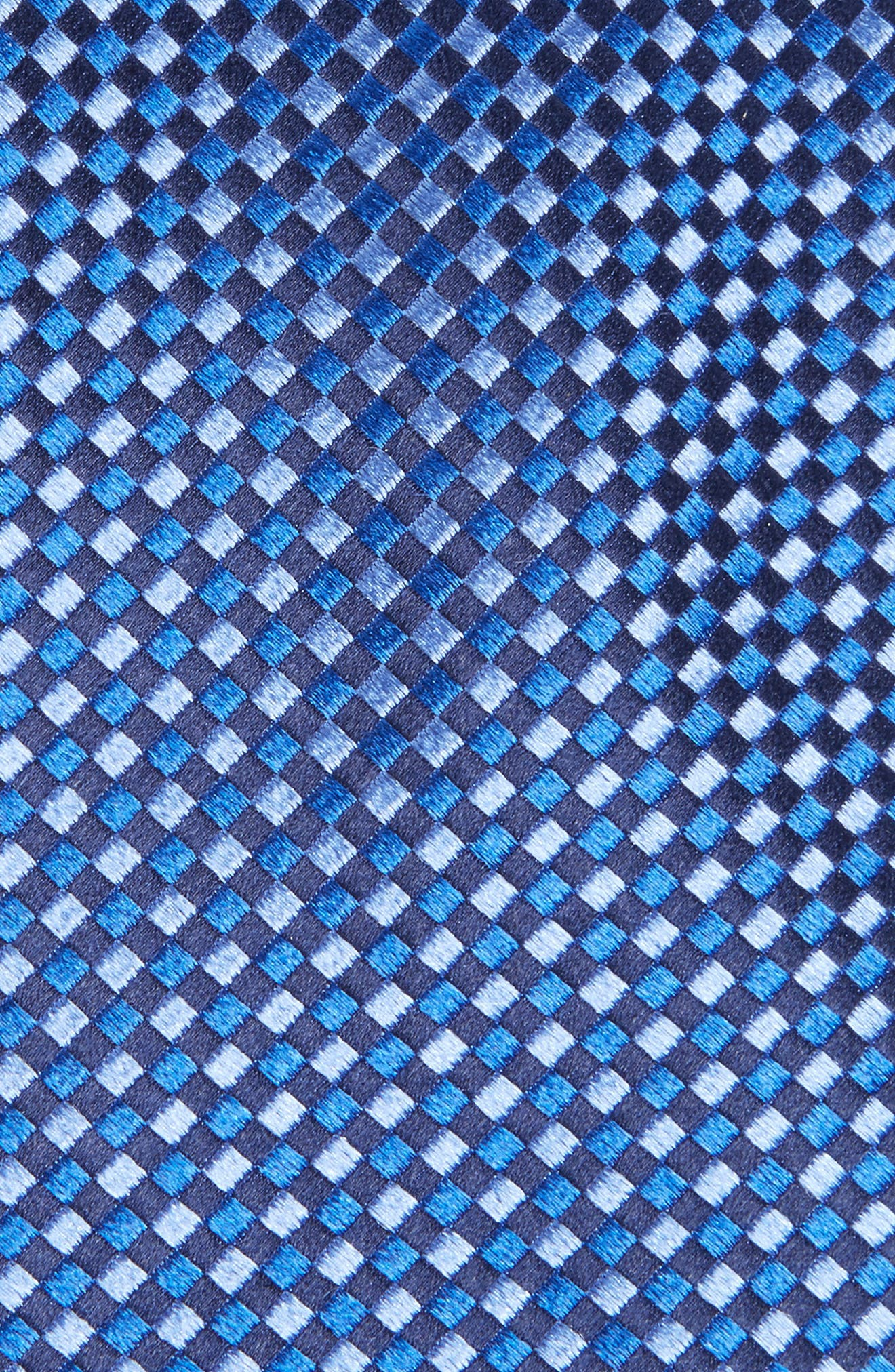 Check Silk Tie,                             Alternate thumbnail 14, color,