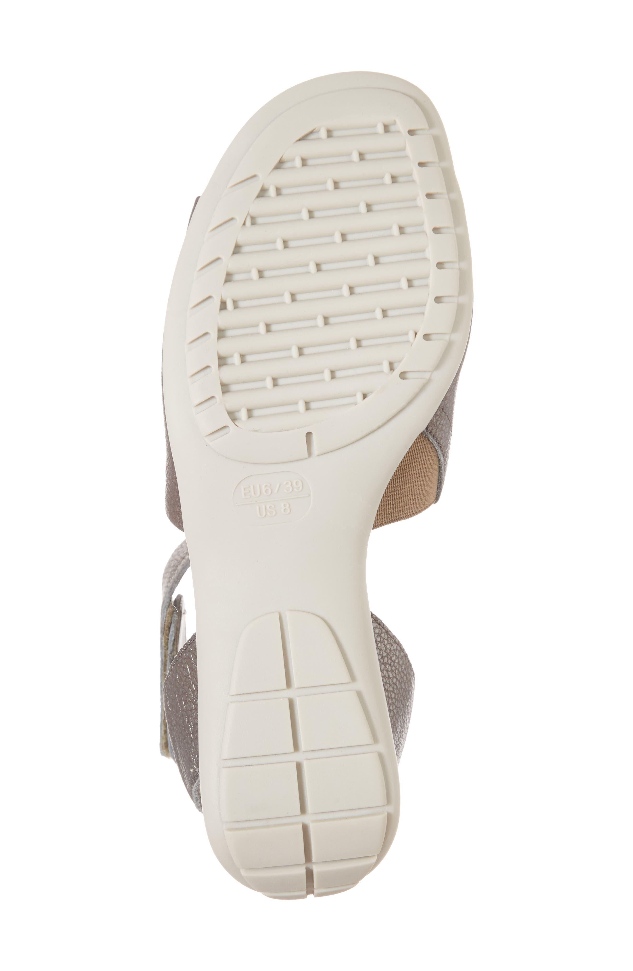 'Beglad' Leather Ankle Strap Sandal,                             Alternate thumbnail 71, color,