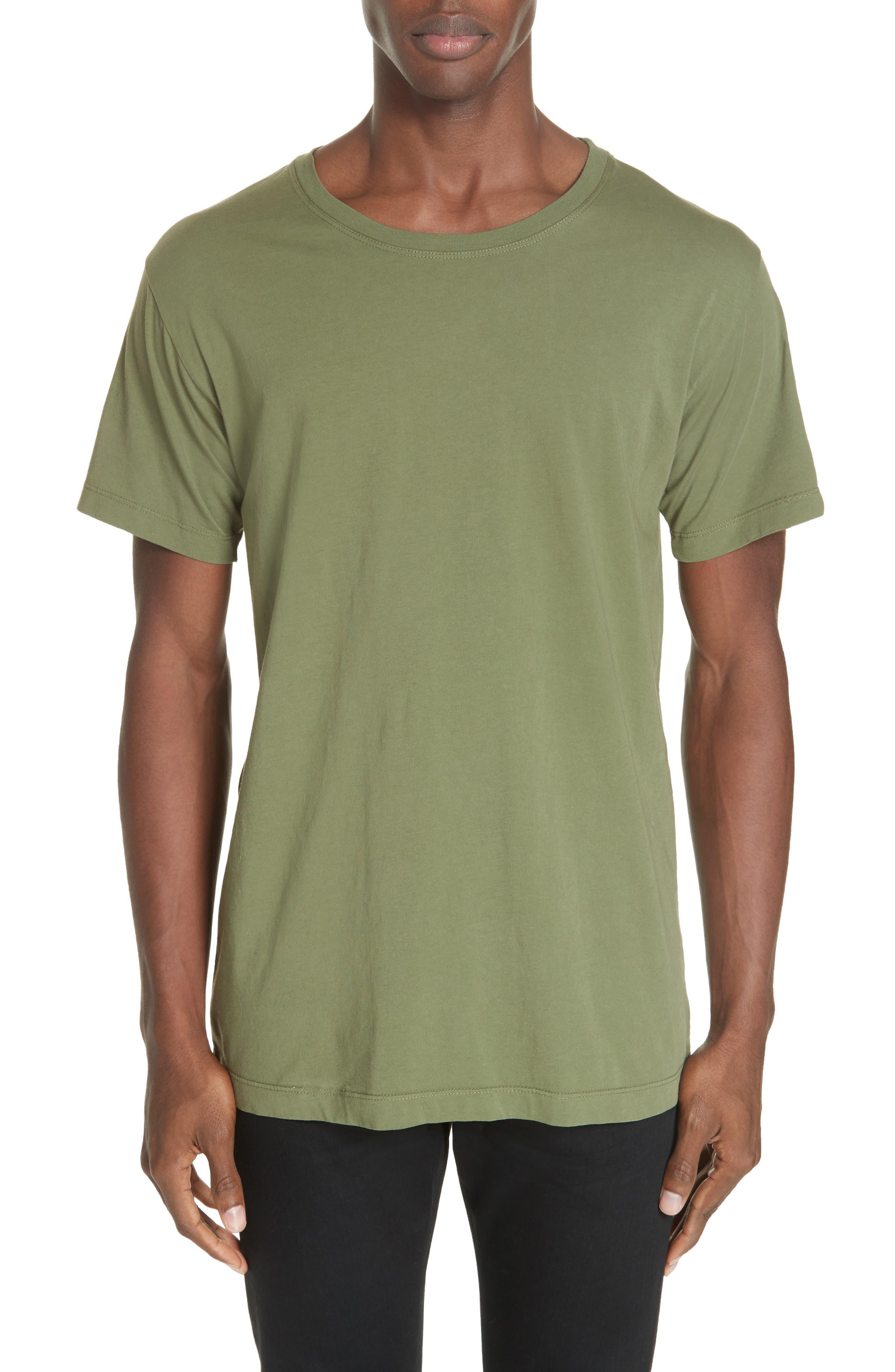 Cotton Classic Crew T-Shirt,                         Main,                         color, 301
