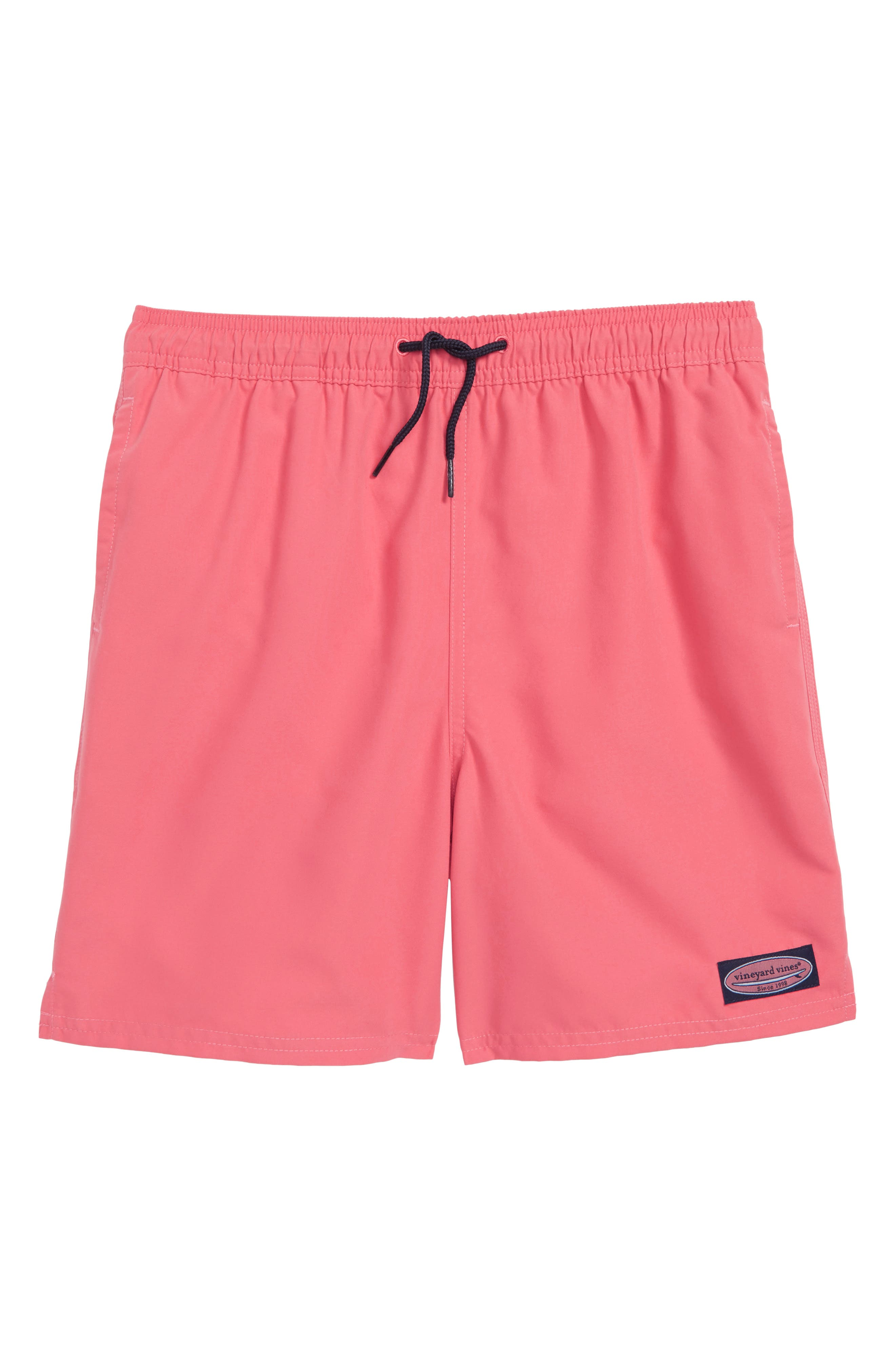 Bungalow Board Shorts,                         Main,                         color, LOBSTER REEF