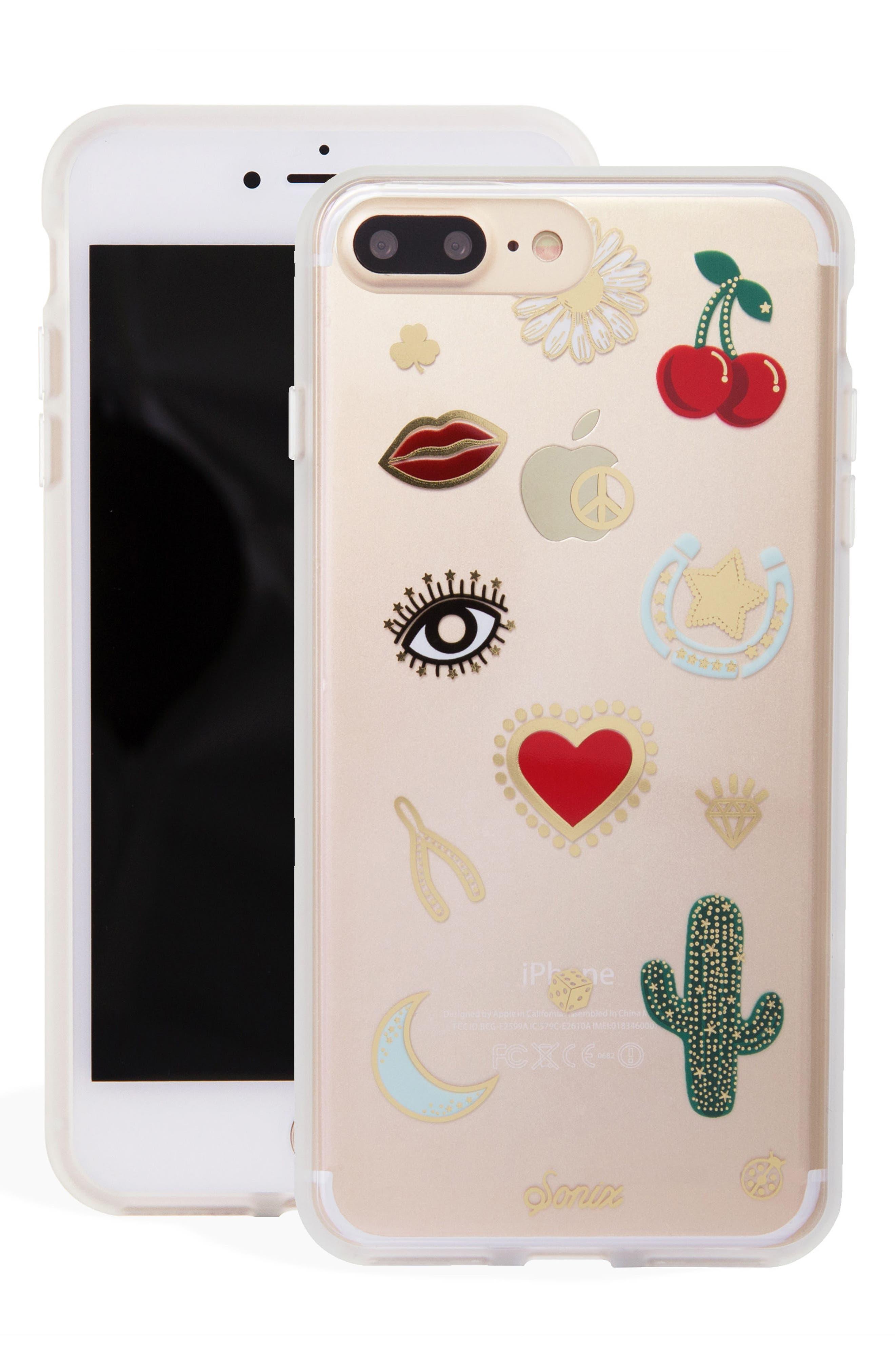 SONIX,                             Wild West iPhone 7/8 & 7/8 Plus Case,                             Main thumbnail 1, color,                             500