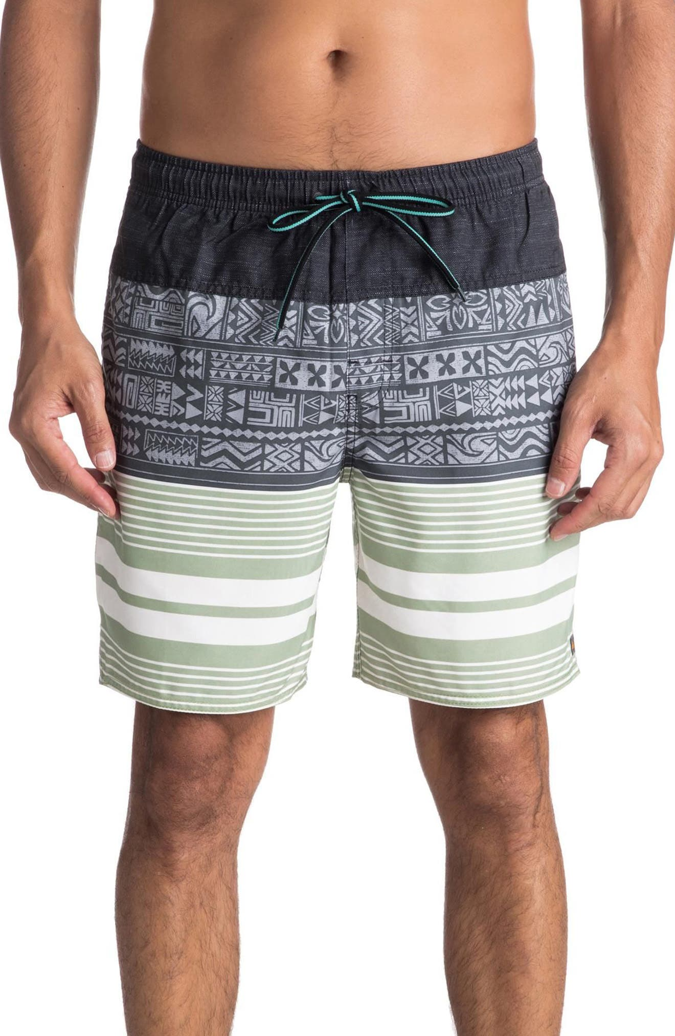 Quiksilver Arva Volley Shorts,                             Main thumbnail 1, color,