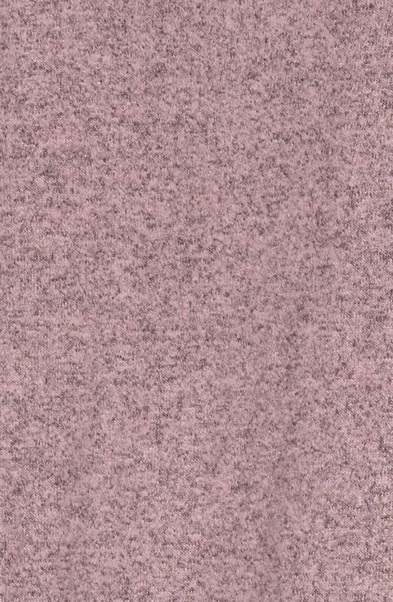 Bell Sleeve Cozy Fleece Pullover,                             Alternate thumbnail 52, color,