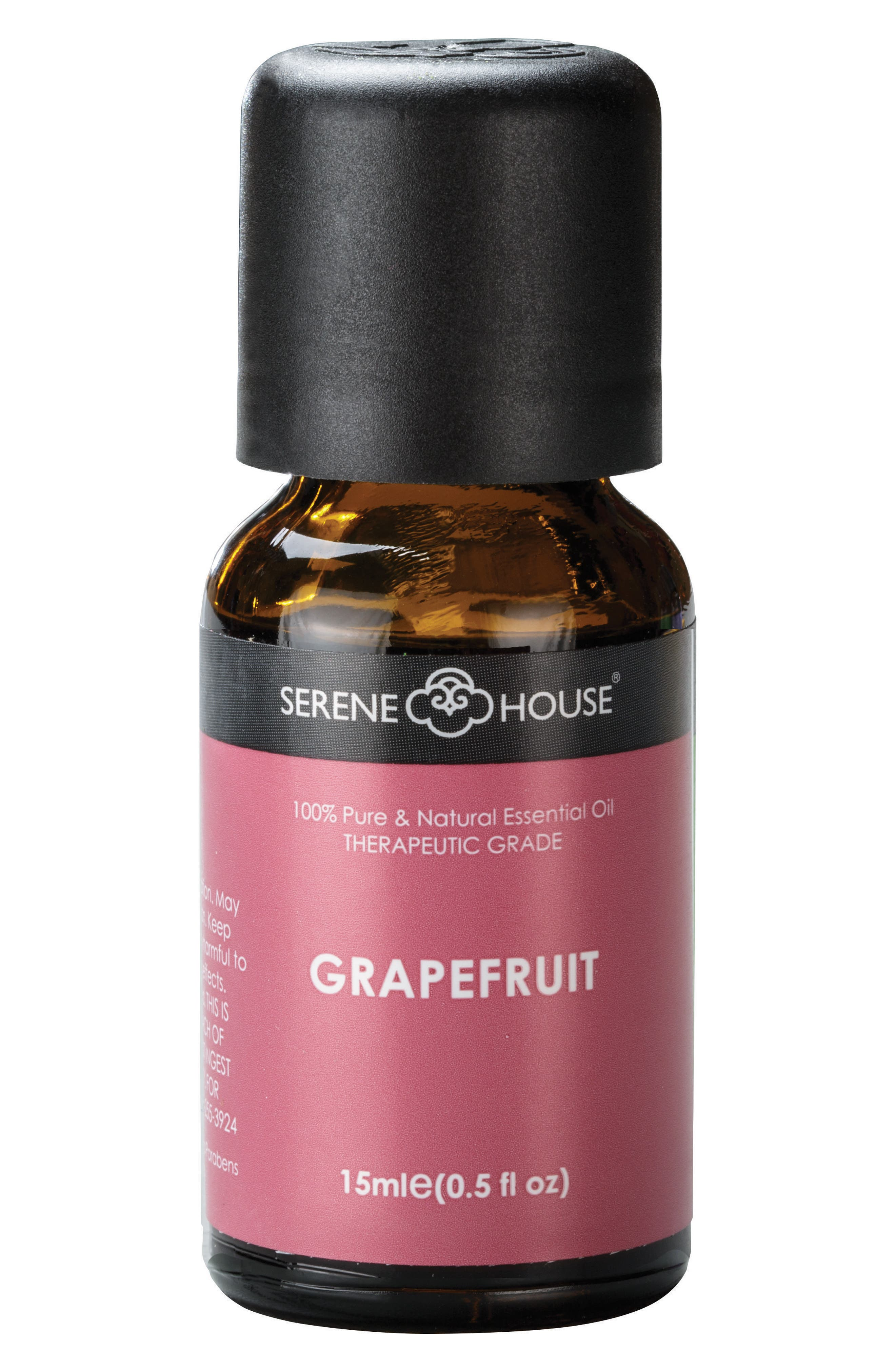 Pure & Natural Essential Oil,                         Main,                         color, GRAPEFRUIT
