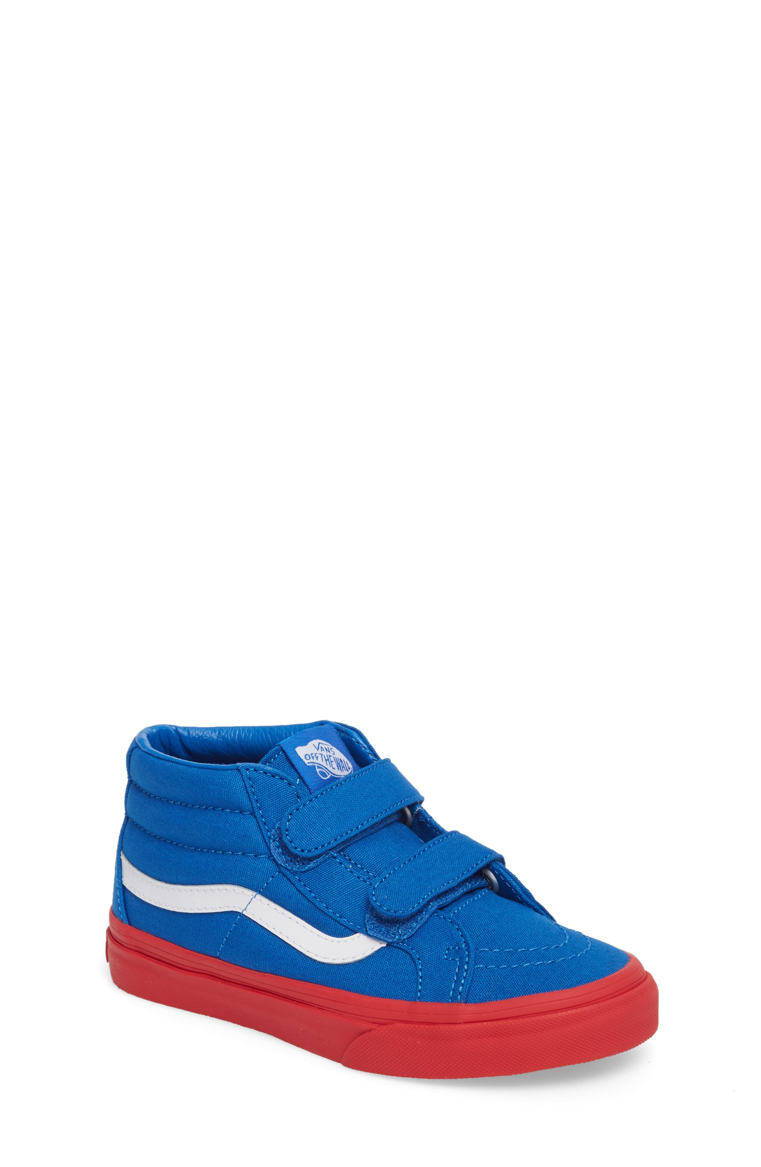 Sk8-Mid Reissue Sneaker,                         Main,                         color, 420