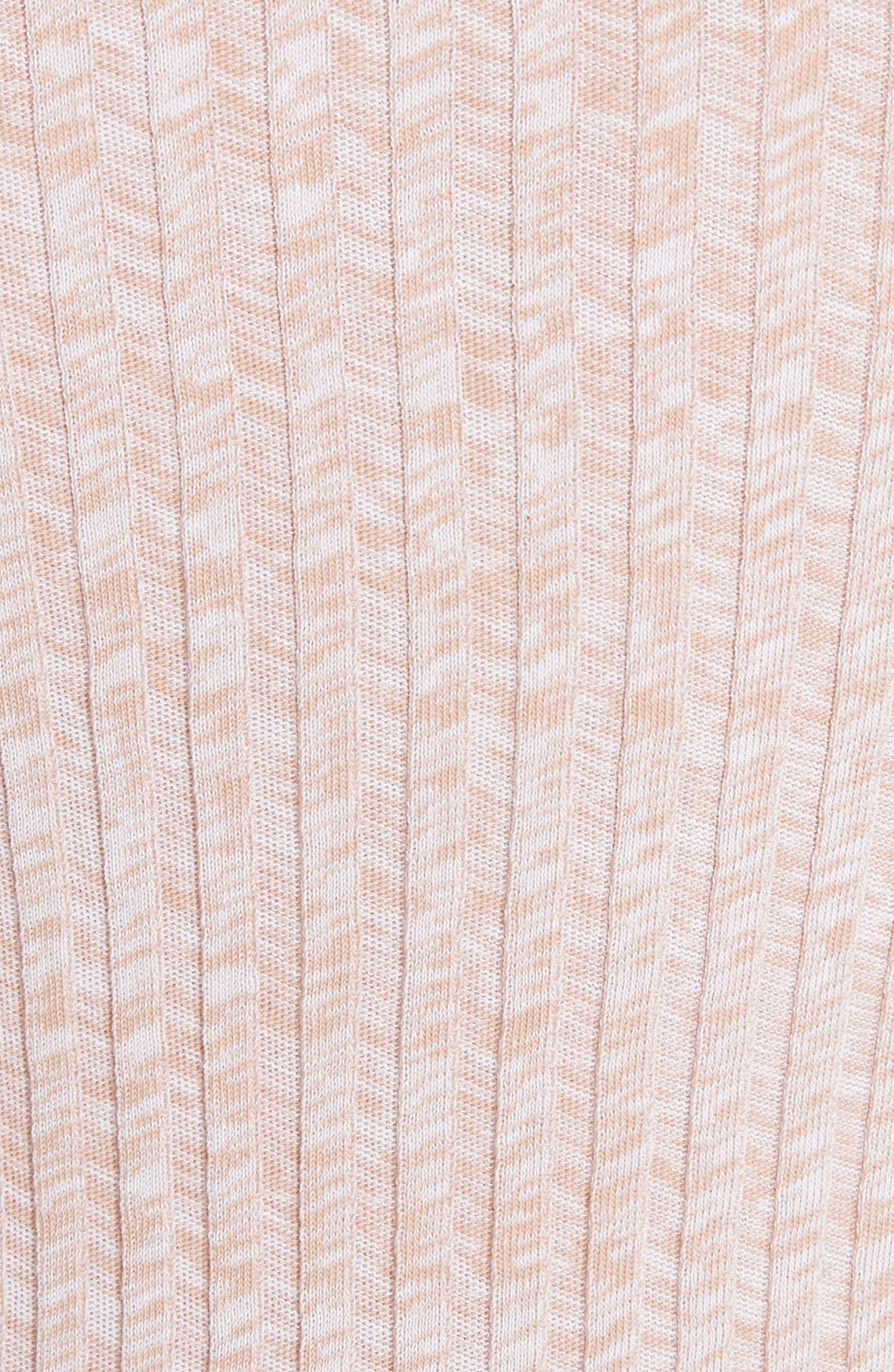 Marled Rib Knit Crewneck Sweater,                             Alternate thumbnail 10, color,