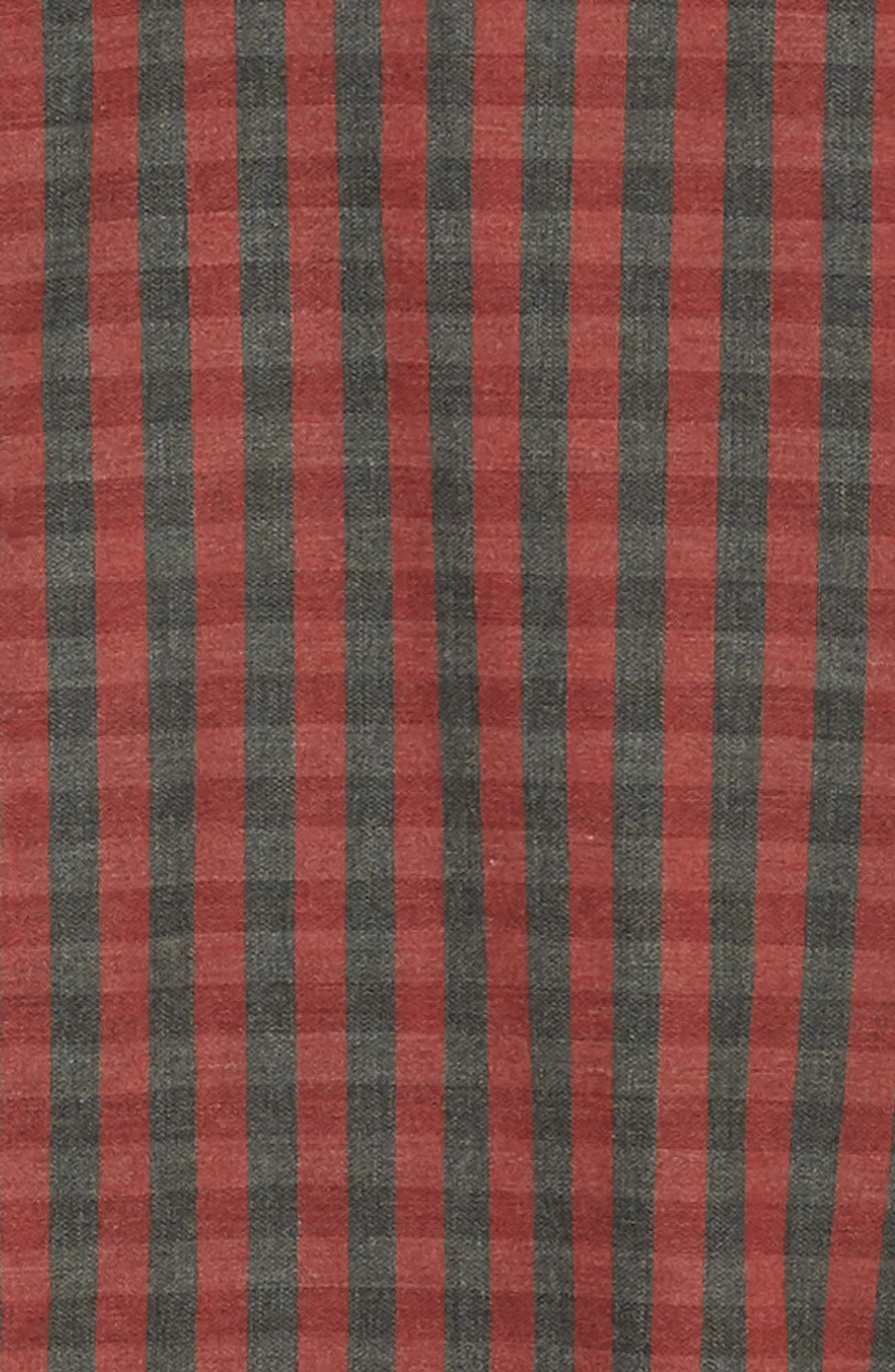 Lieberman Regular Fit Check Sport Shirt,                             Alternate thumbnail 6, color,                             RED