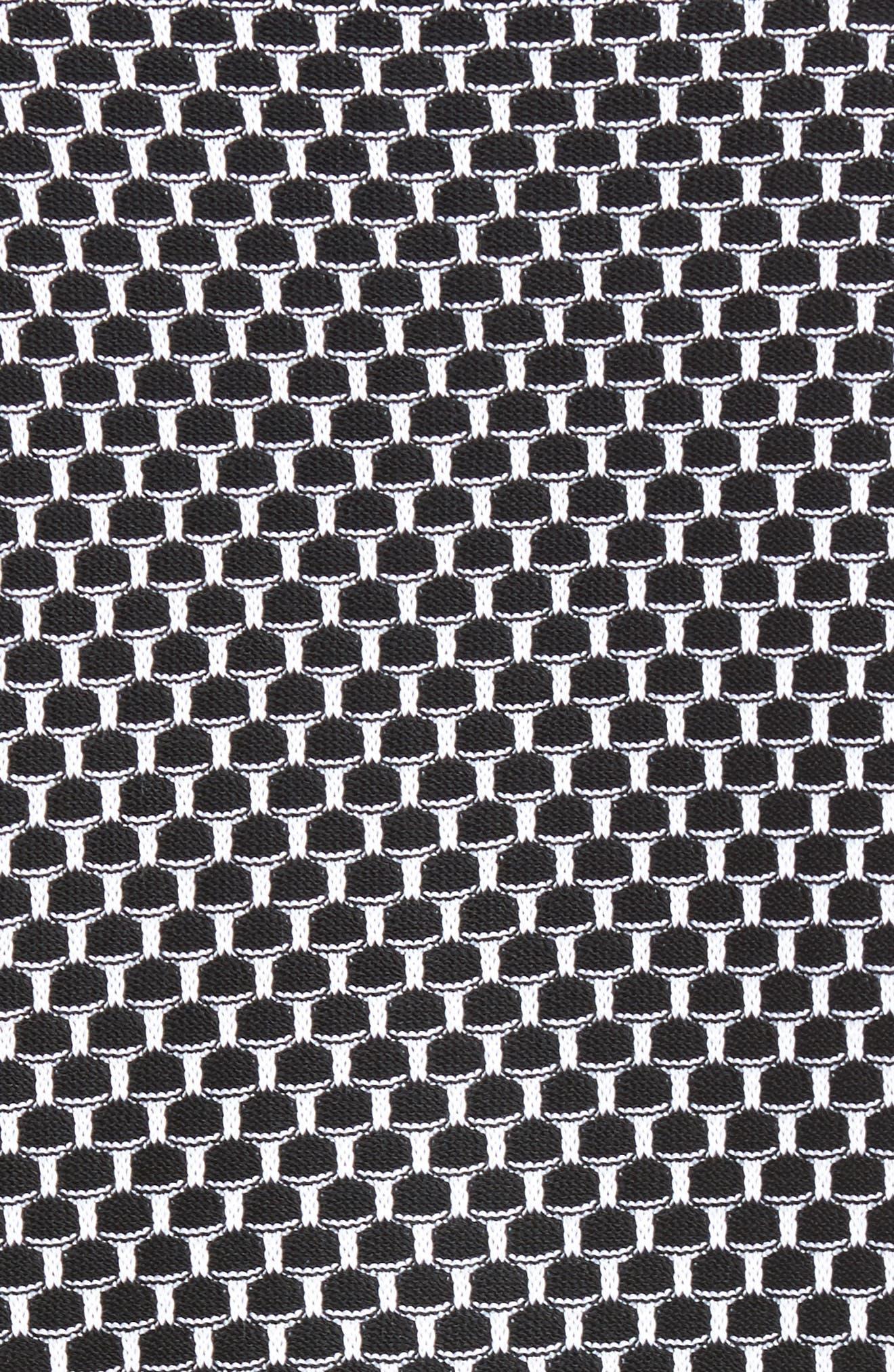 Jacquard Knit Jacket,                             Alternate thumbnail 6, color,                             407
