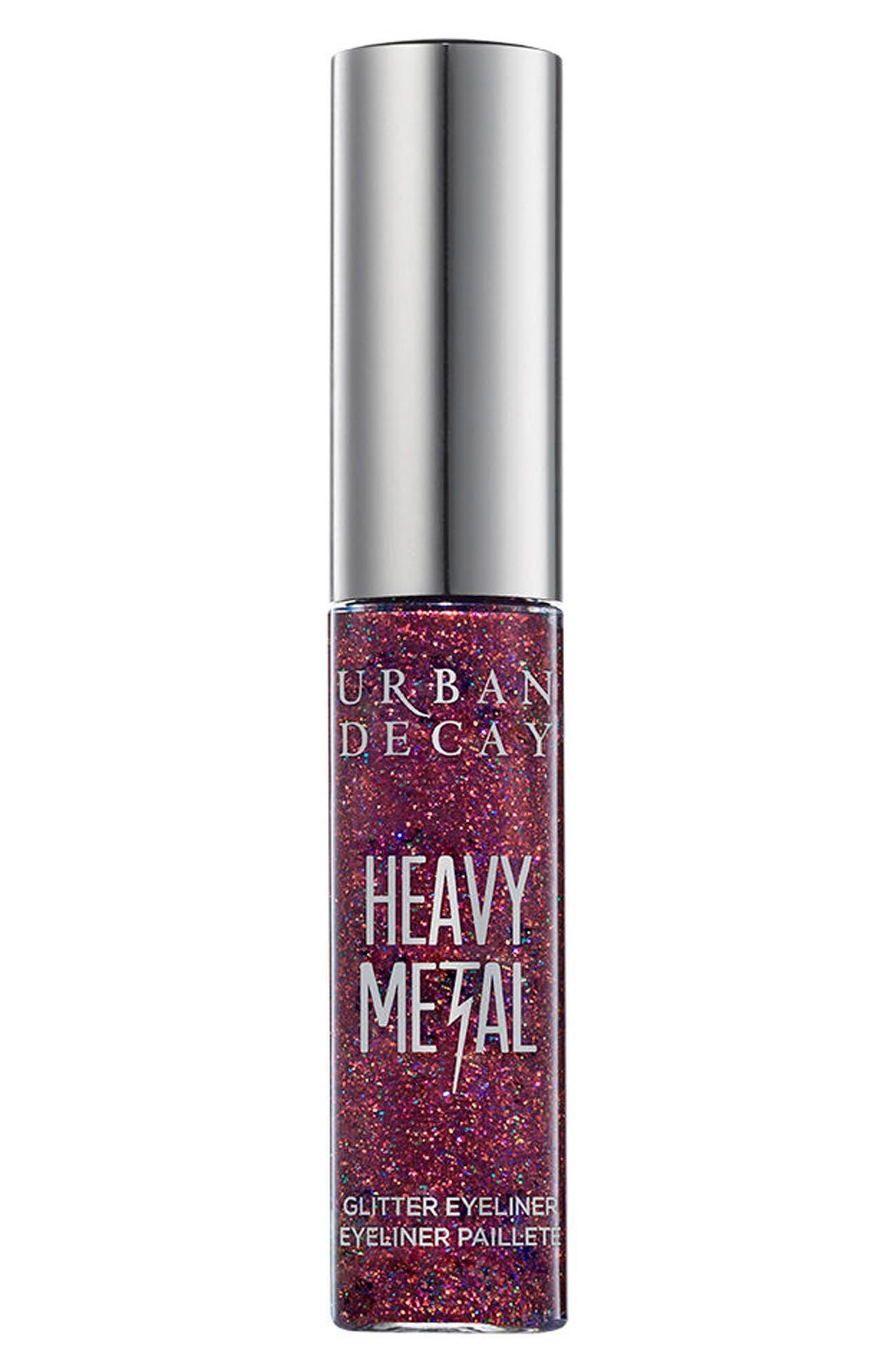 Heavy Metal Glitter Eyeliner,                             Alternate thumbnail 8, color,
