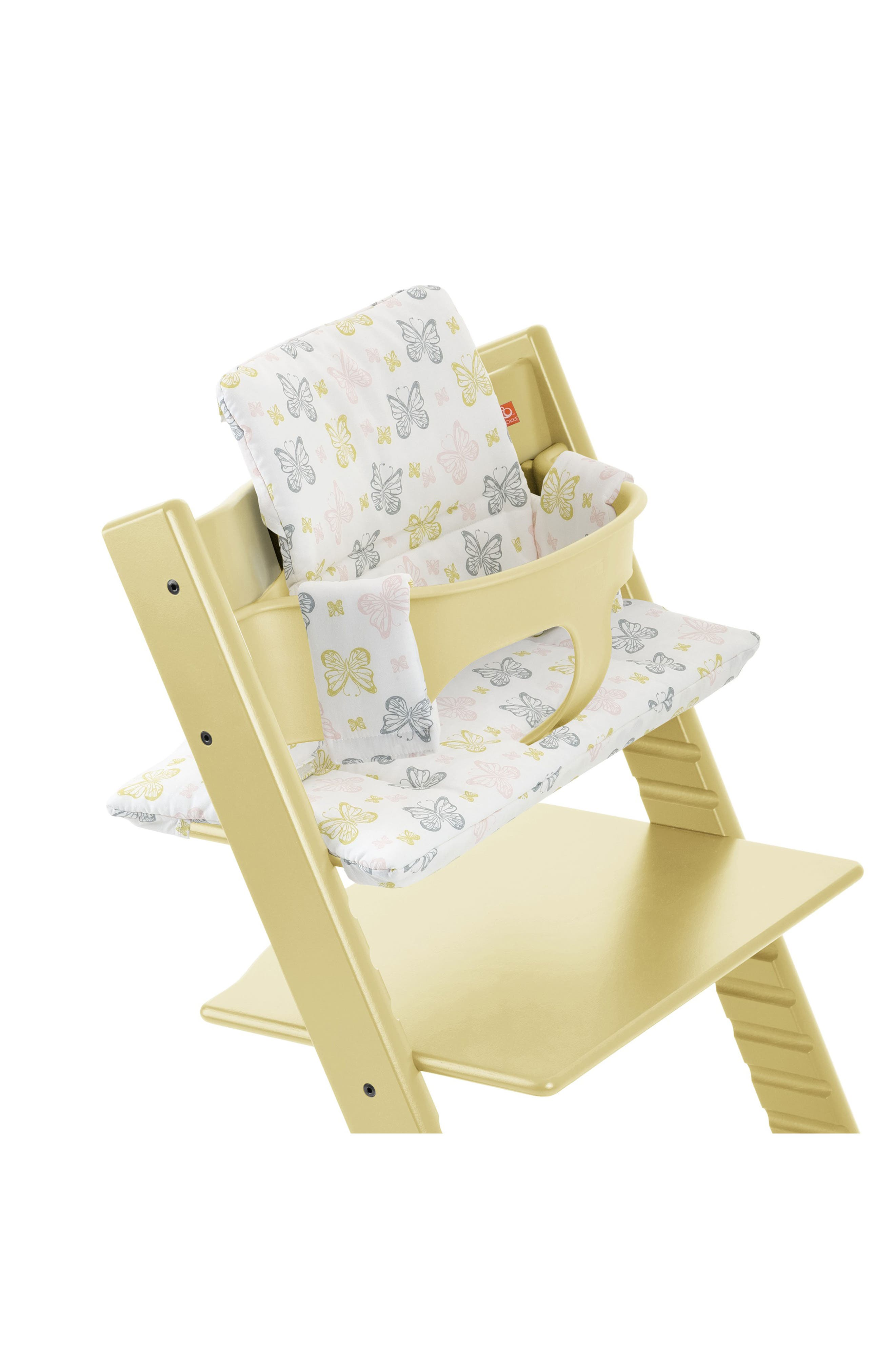 Tripp Trapp<sup>®</sup> High Chair, Baby Set, Cushion & Tray Set,                             Alternate thumbnail 2, color,                             703