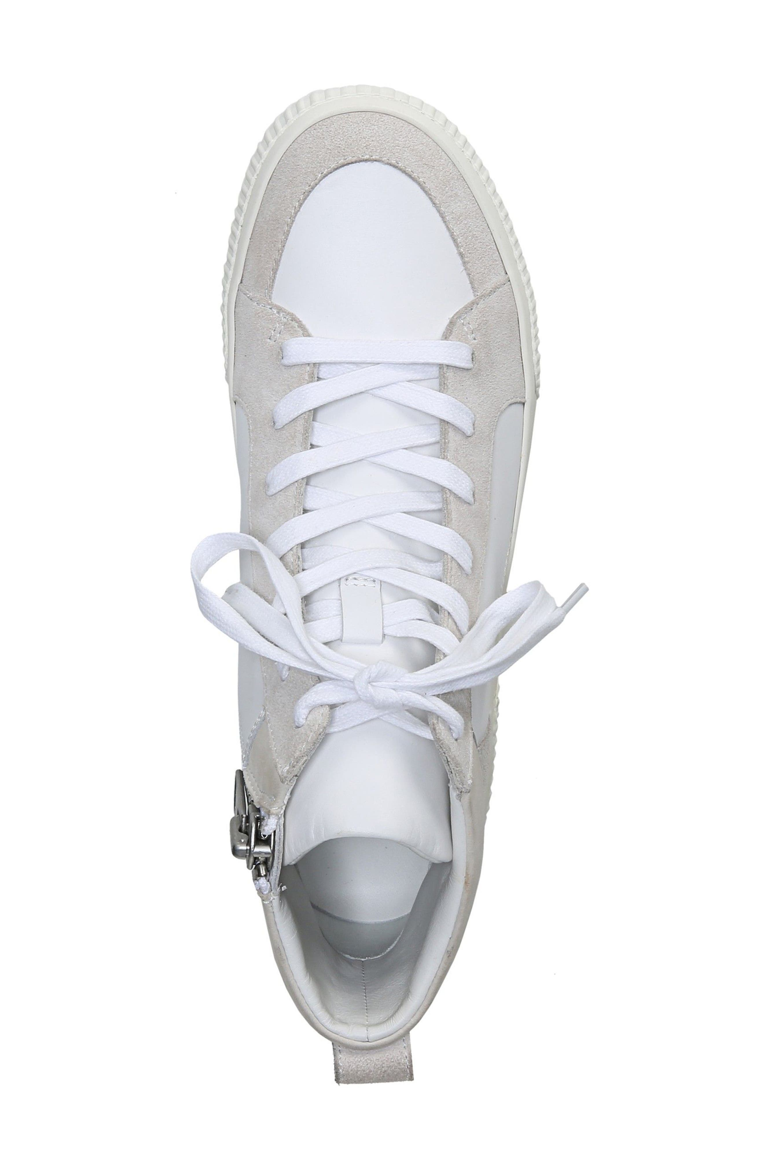 Kiles High-Top Sneaker,                             Alternate thumbnail 5, color,                             100