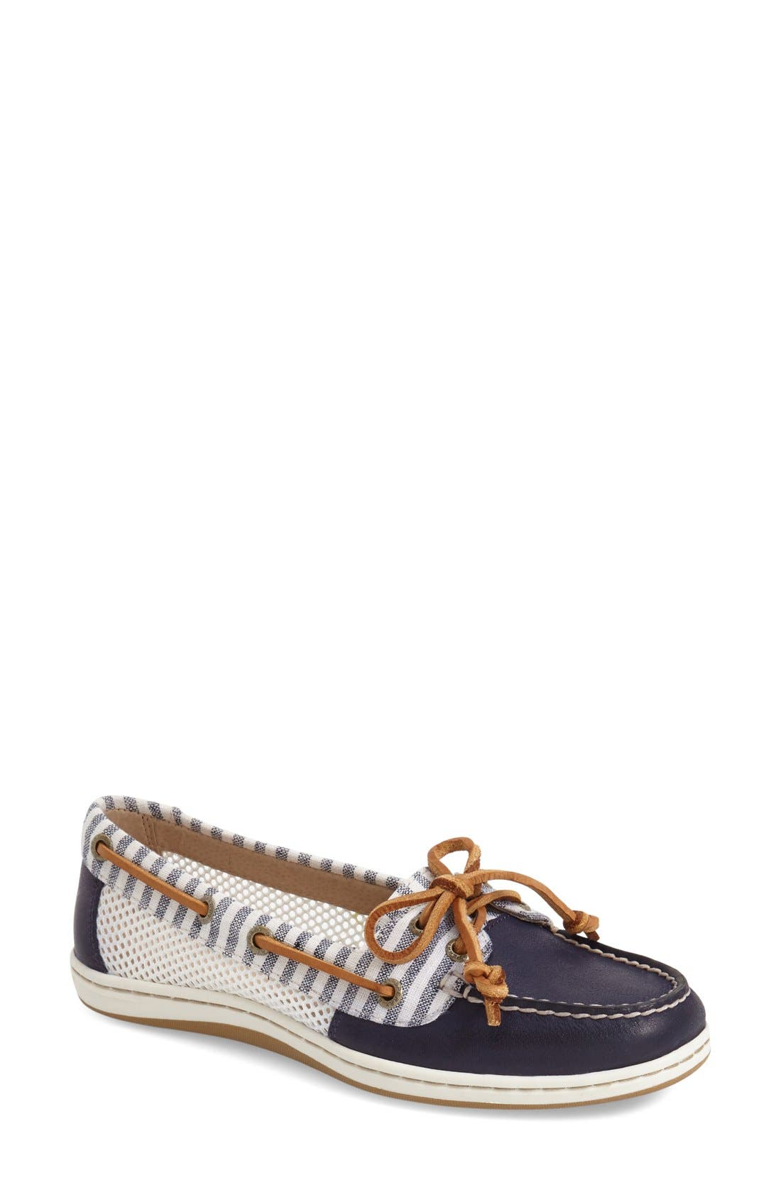 'Firefish' Boat Shoe,                             Main thumbnail 11, color,