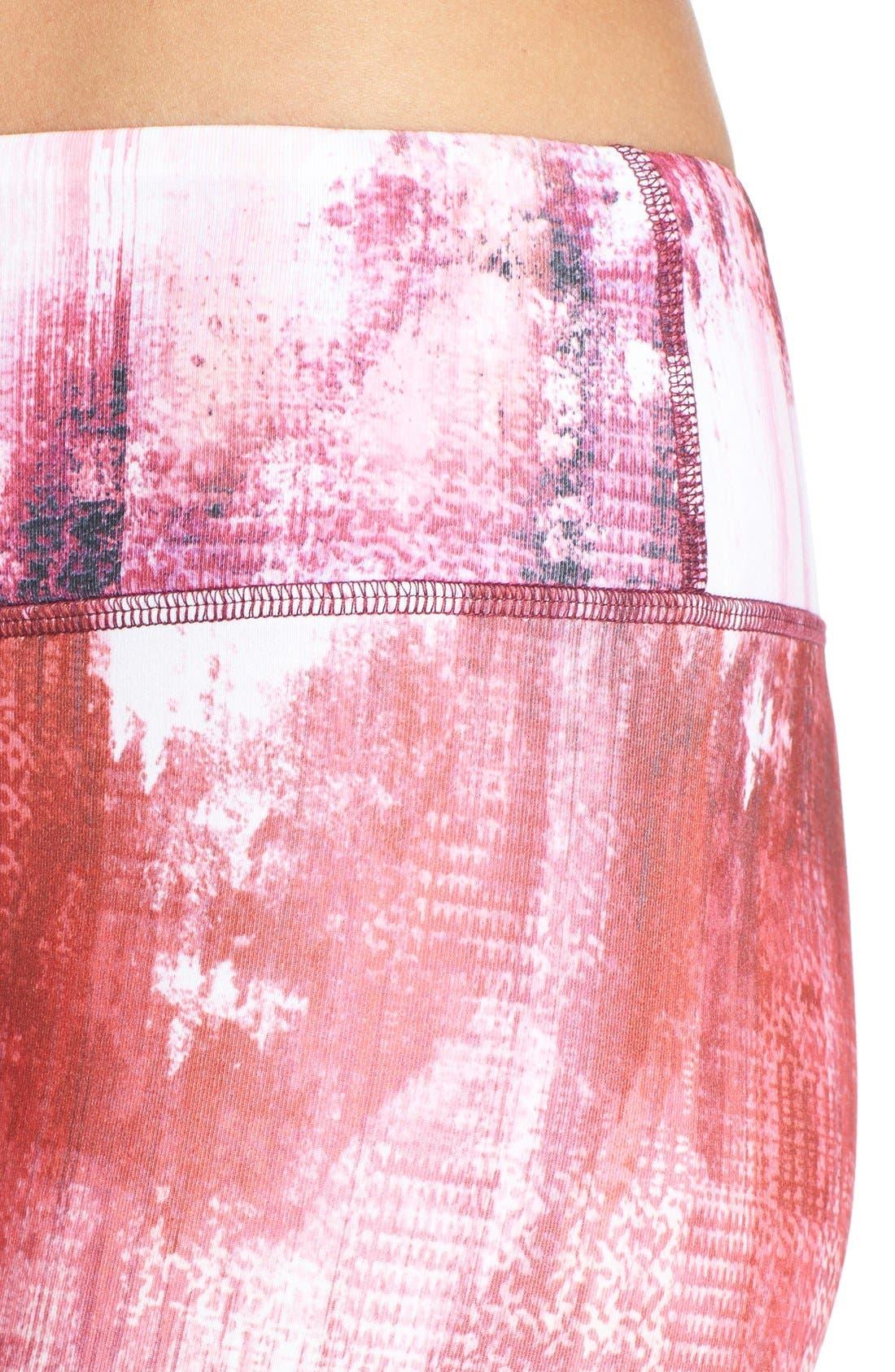 'Airbrushed' Leggings,                             Alternate thumbnail 202, color,