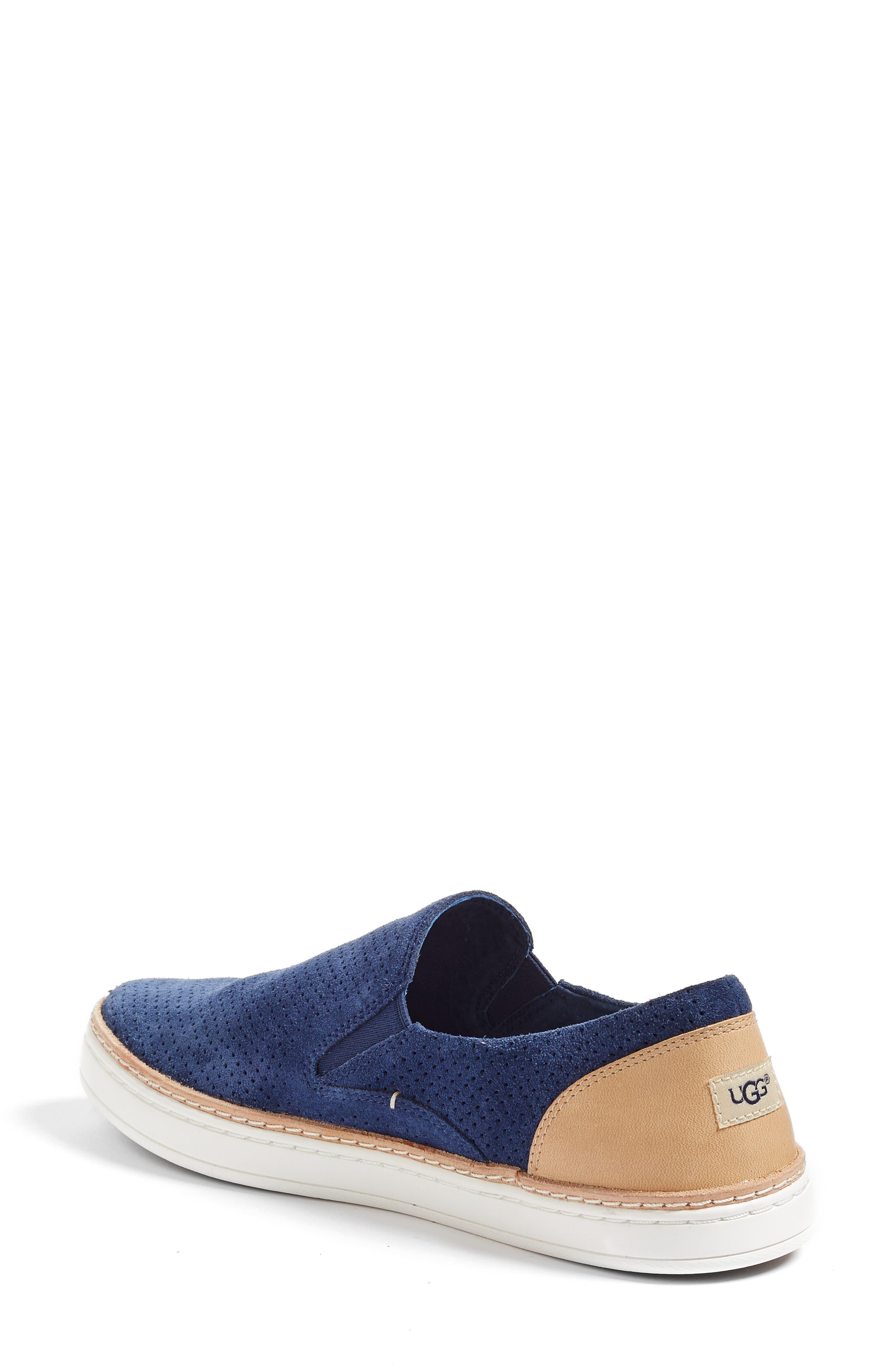 Adley Slip-On Sneaker,                             Alternate thumbnail 30, color,