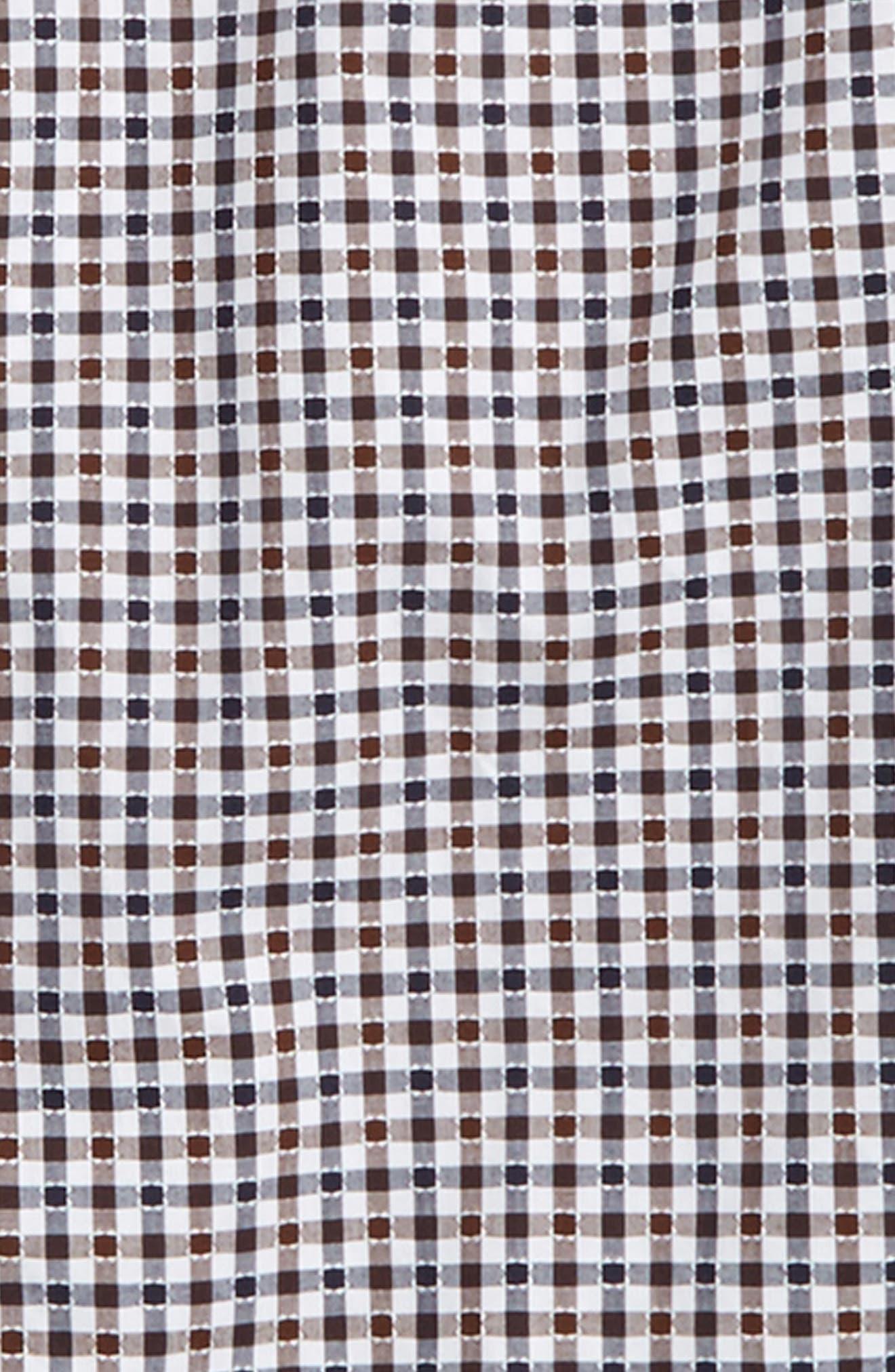 Check Dress Shirt,                             Alternate thumbnail 2, color,                             200