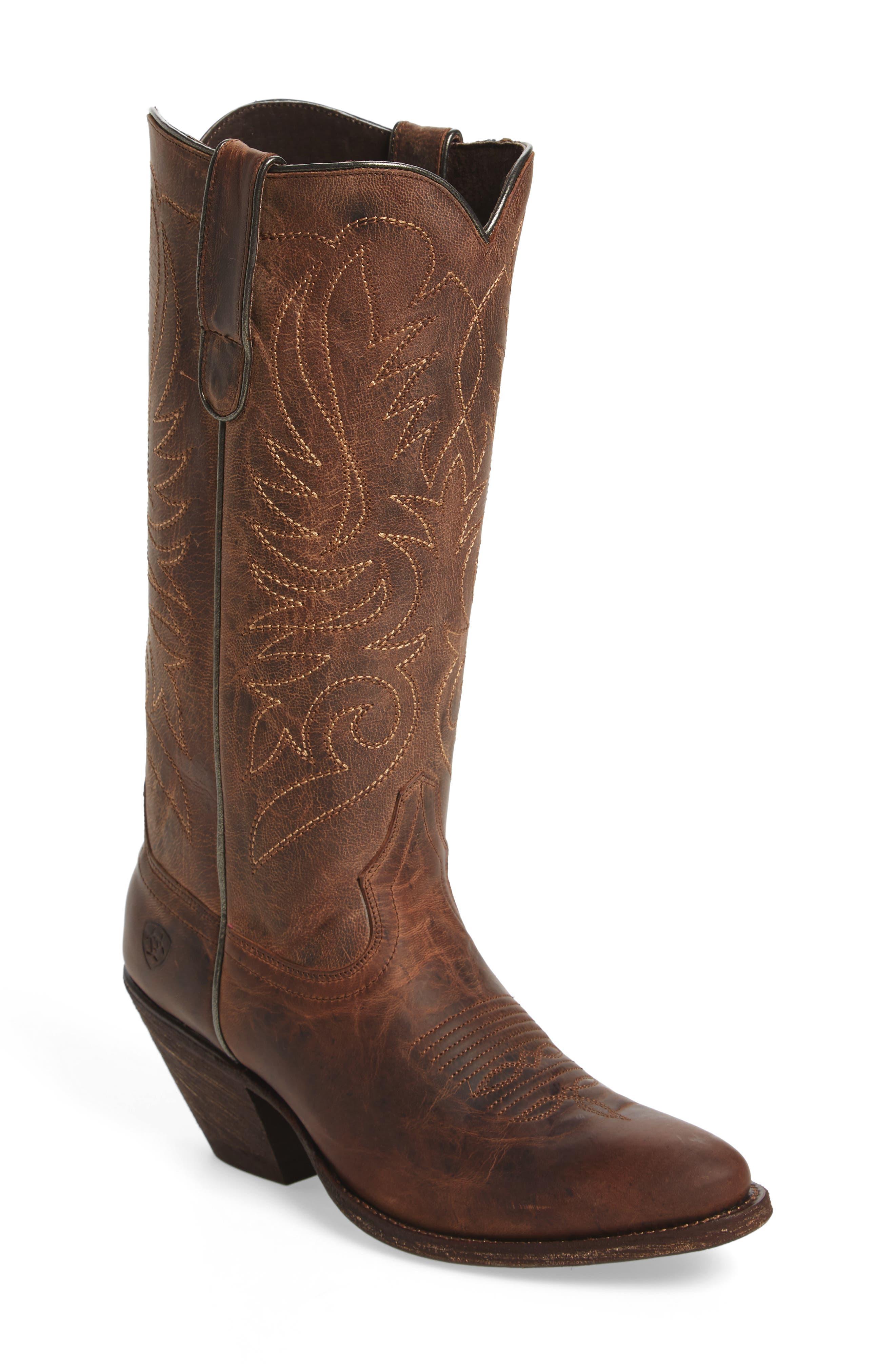 Shindig Western Boot,                         Main,                         color, 200