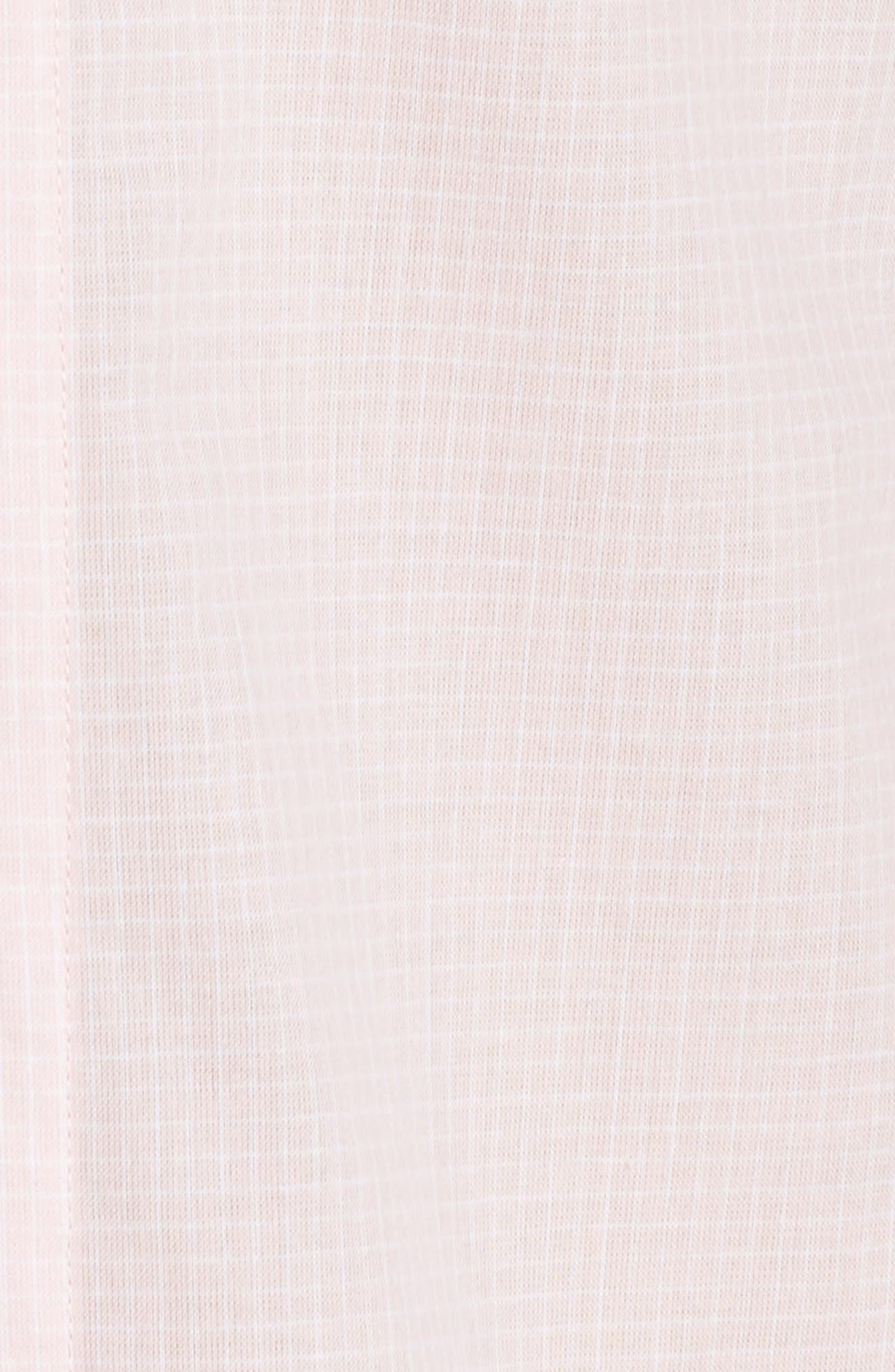 Cassandra Check Pajamas,                             Alternate thumbnail 5, color,                             656