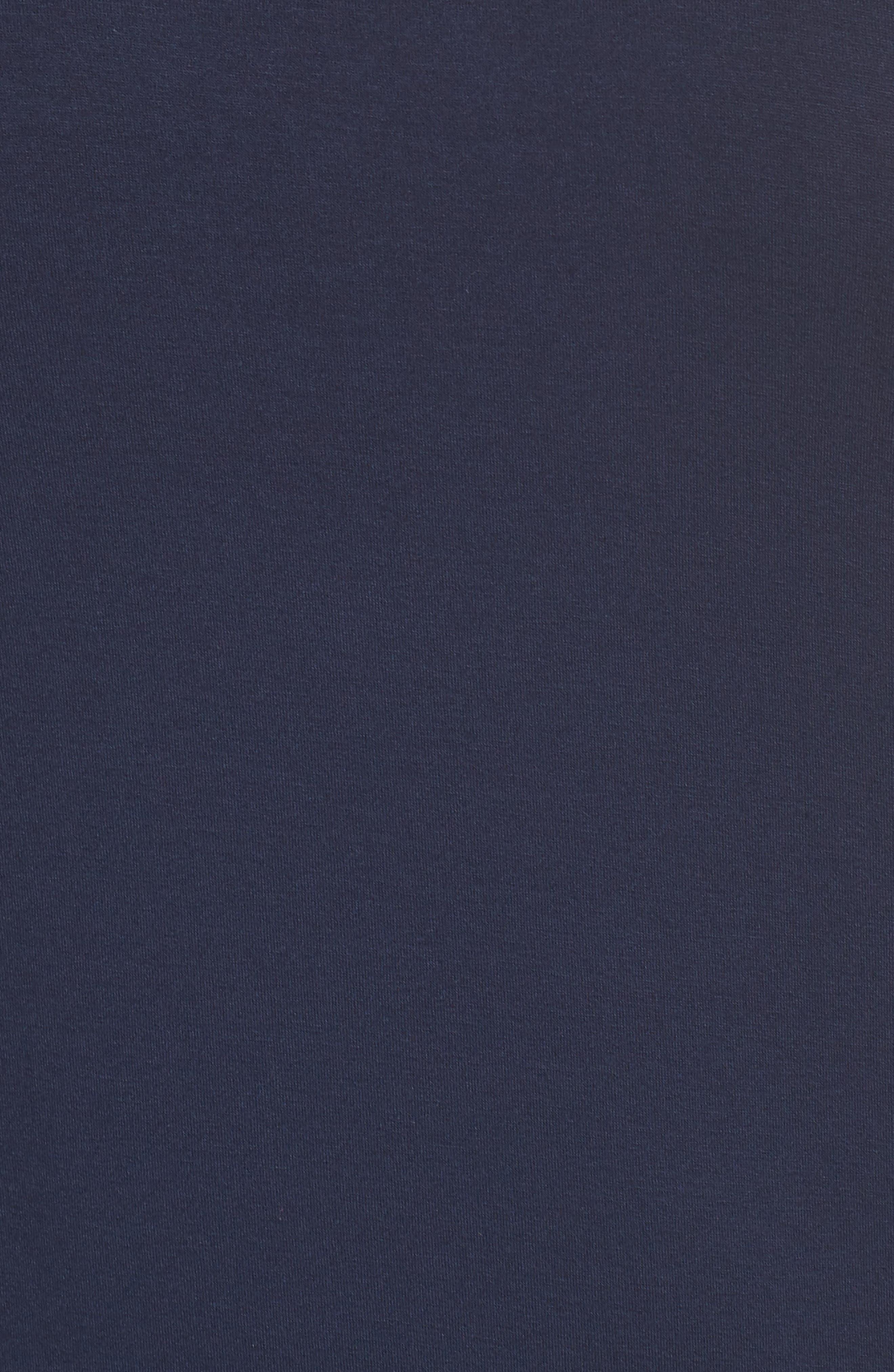 VINCE CAMUTO,                             Lace-Up Shoulder T-Shirt Dress,                             Alternate thumbnail 6, color,                             461