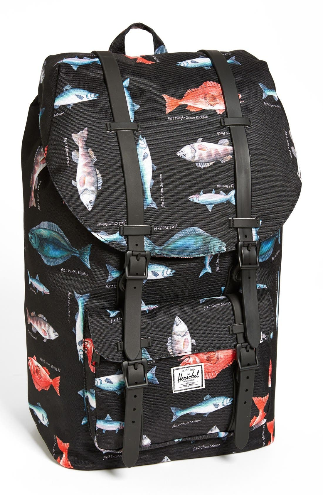 Little America Backpack,                         Main,                         color, 003