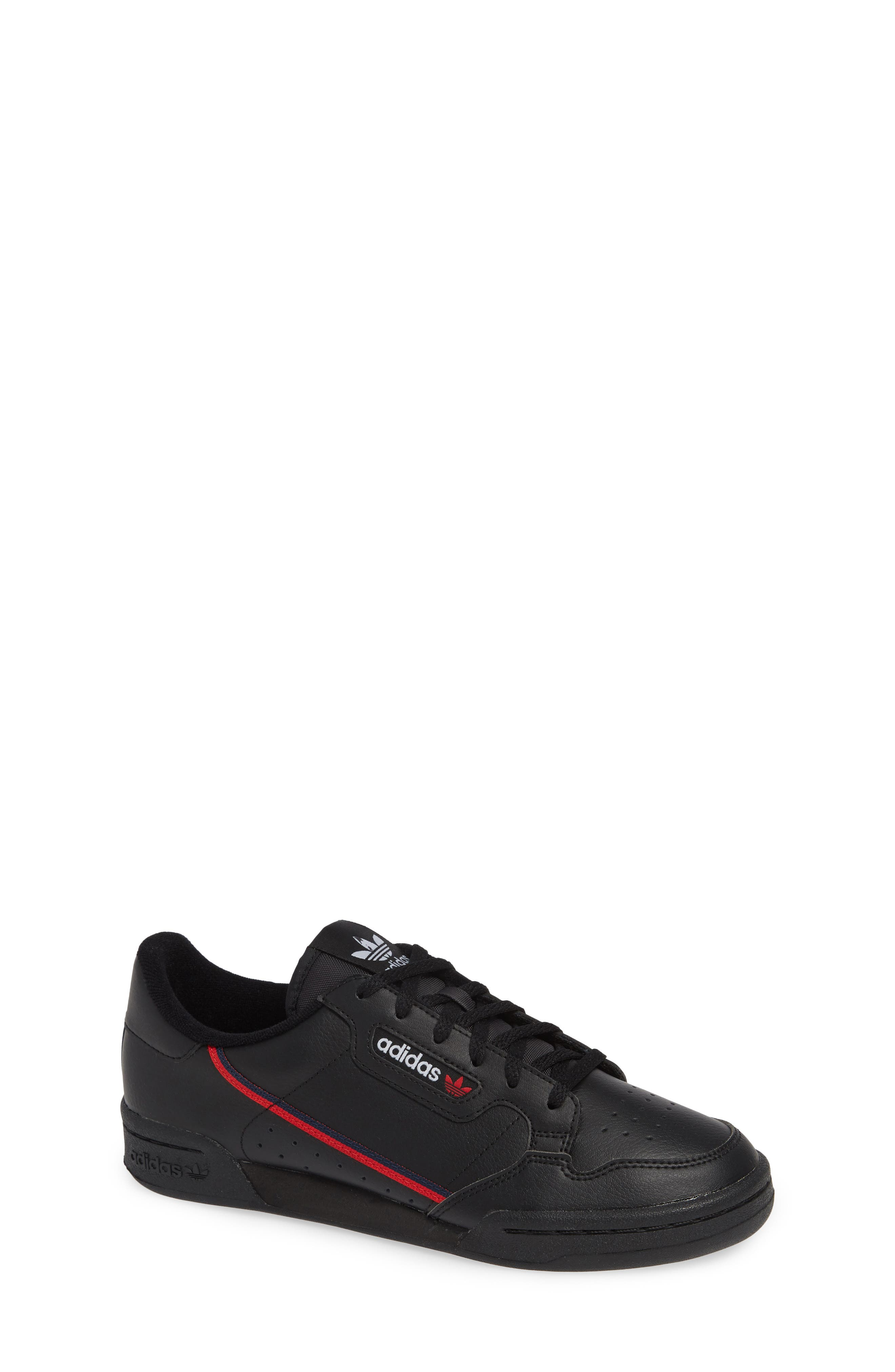 Continental 80 Sneaker,                             Main thumbnail 1, color,                             CORE BLACK