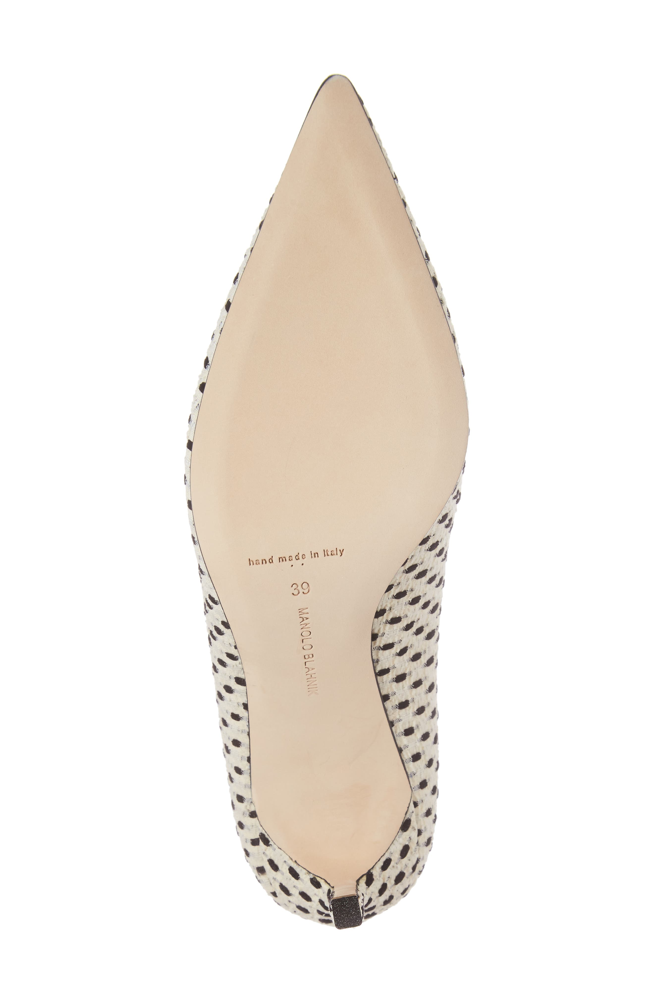 BB Pointy Toe Pump,                             Alternate thumbnail 6, color,                             100