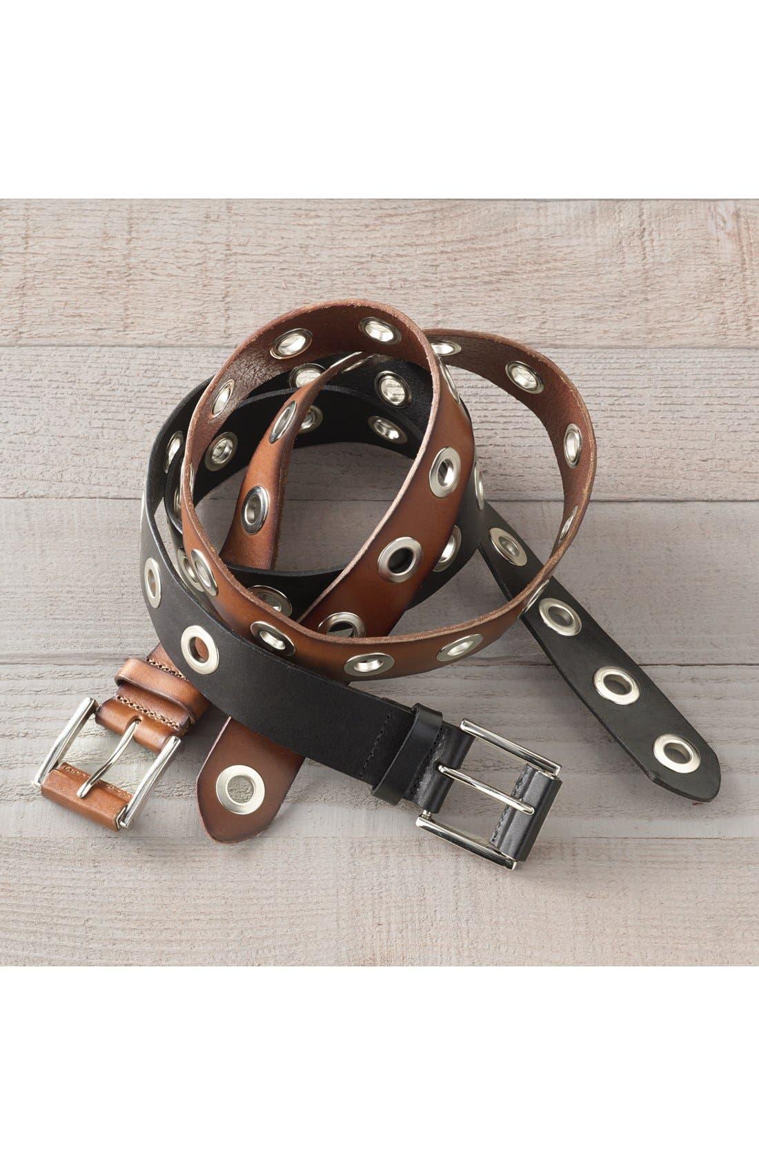 Hinge Grommeted Belt,                             Alternate thumbnail 2, color,                             210