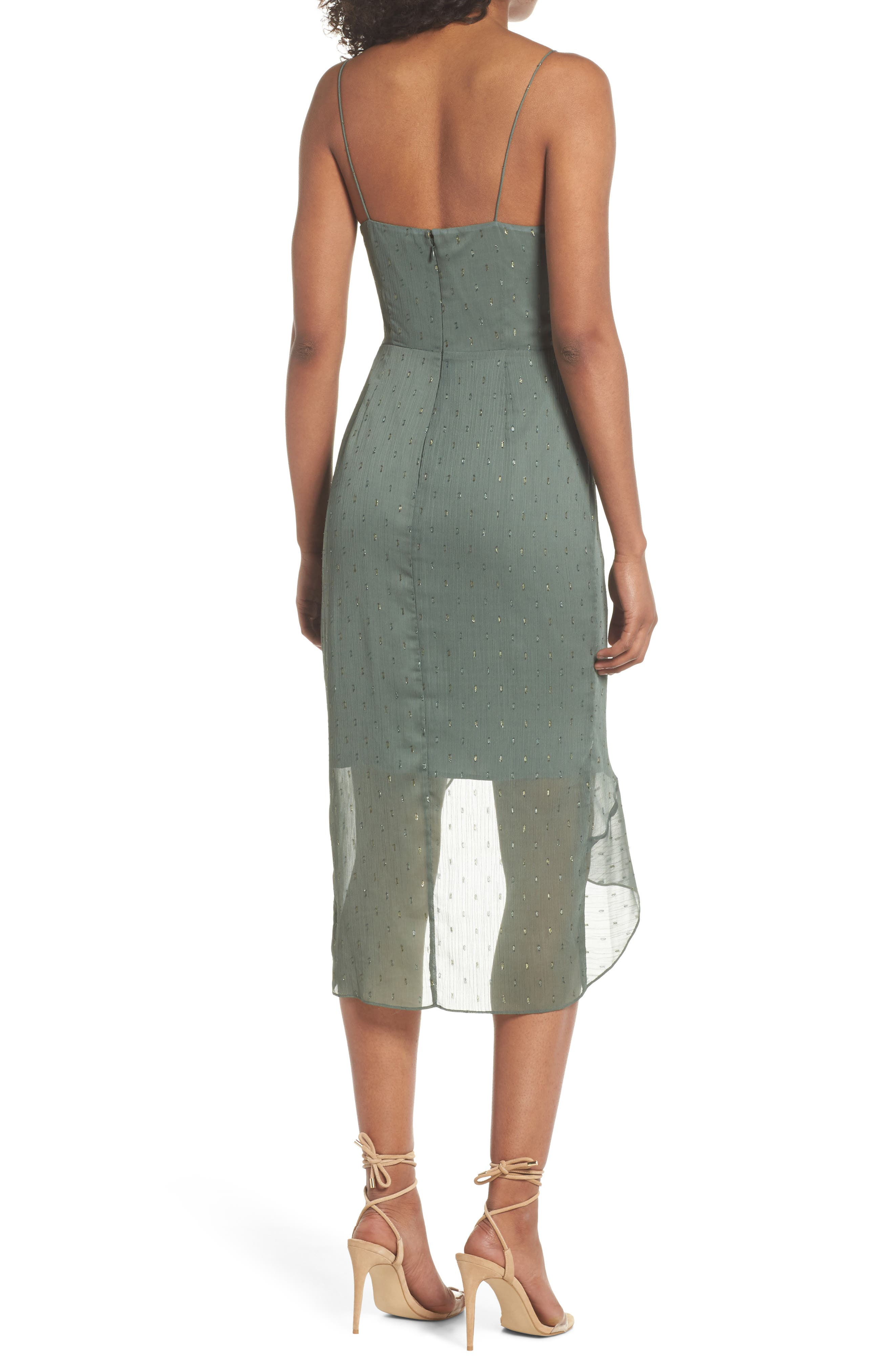 COOPER ST,                             Wind In The Willows Drape Dress,                             Alternate thumbnail 2, color,                             325