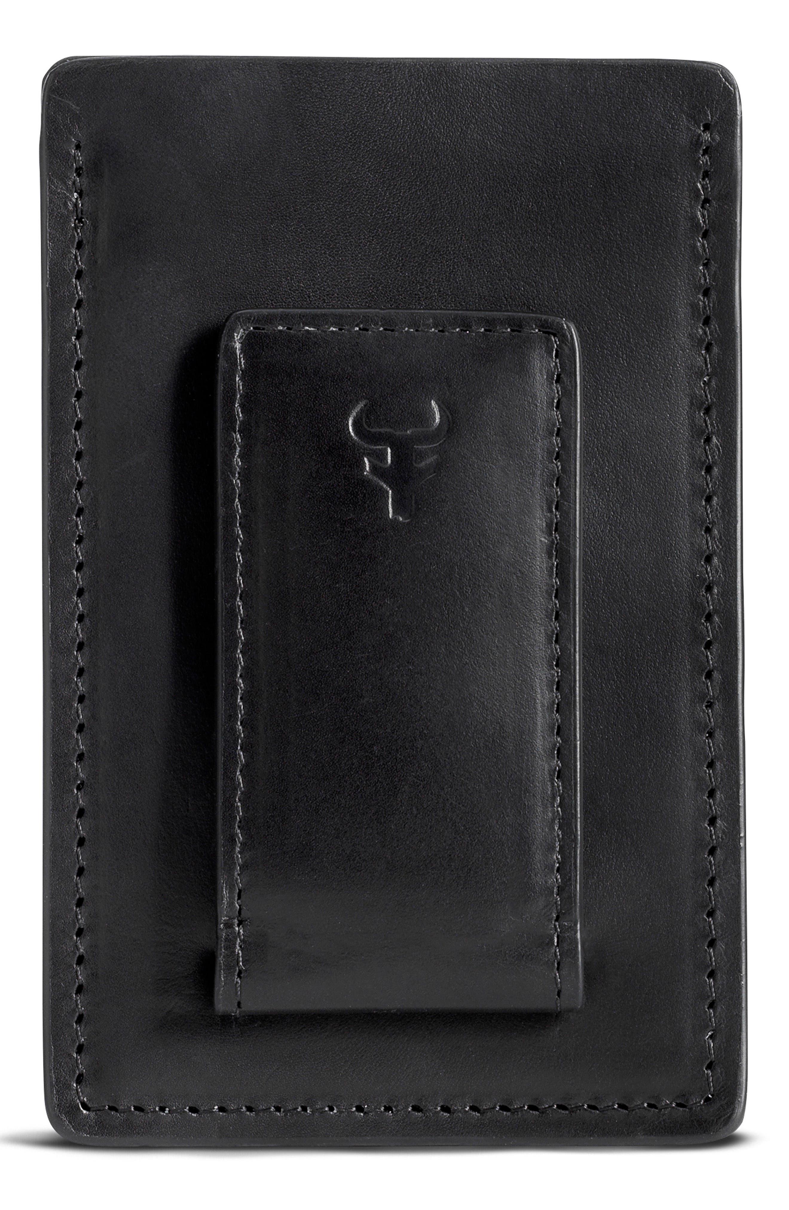 Colton Money Clip Card Case,                             Alternate thumbnail 2, color,                             001