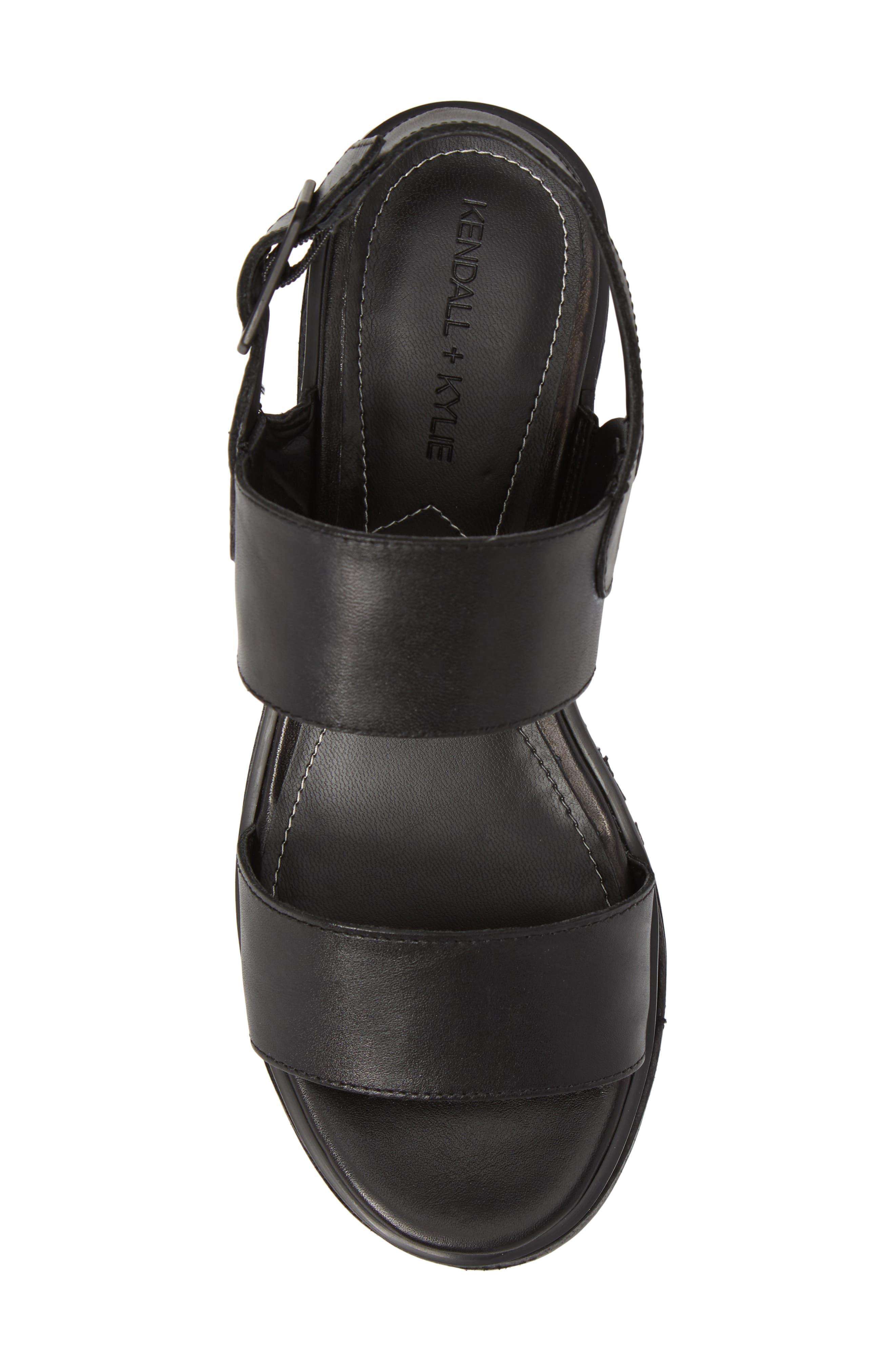 Cady Platform Sandal,                             Alternate thumbnail 9, color,