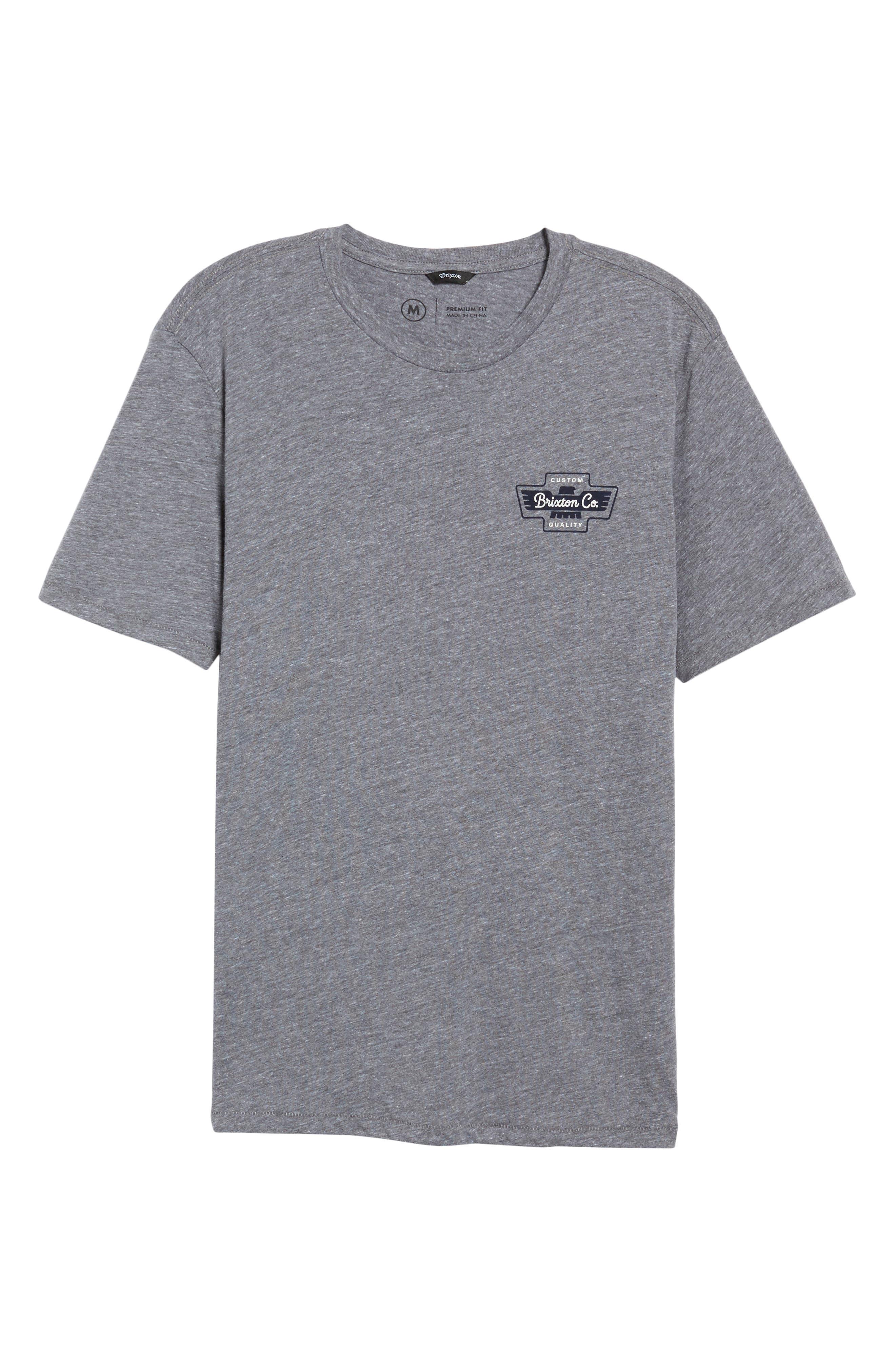 Federal Premium Graphic T-Shirt,                             Alternate thumbnail 6, color,                             054