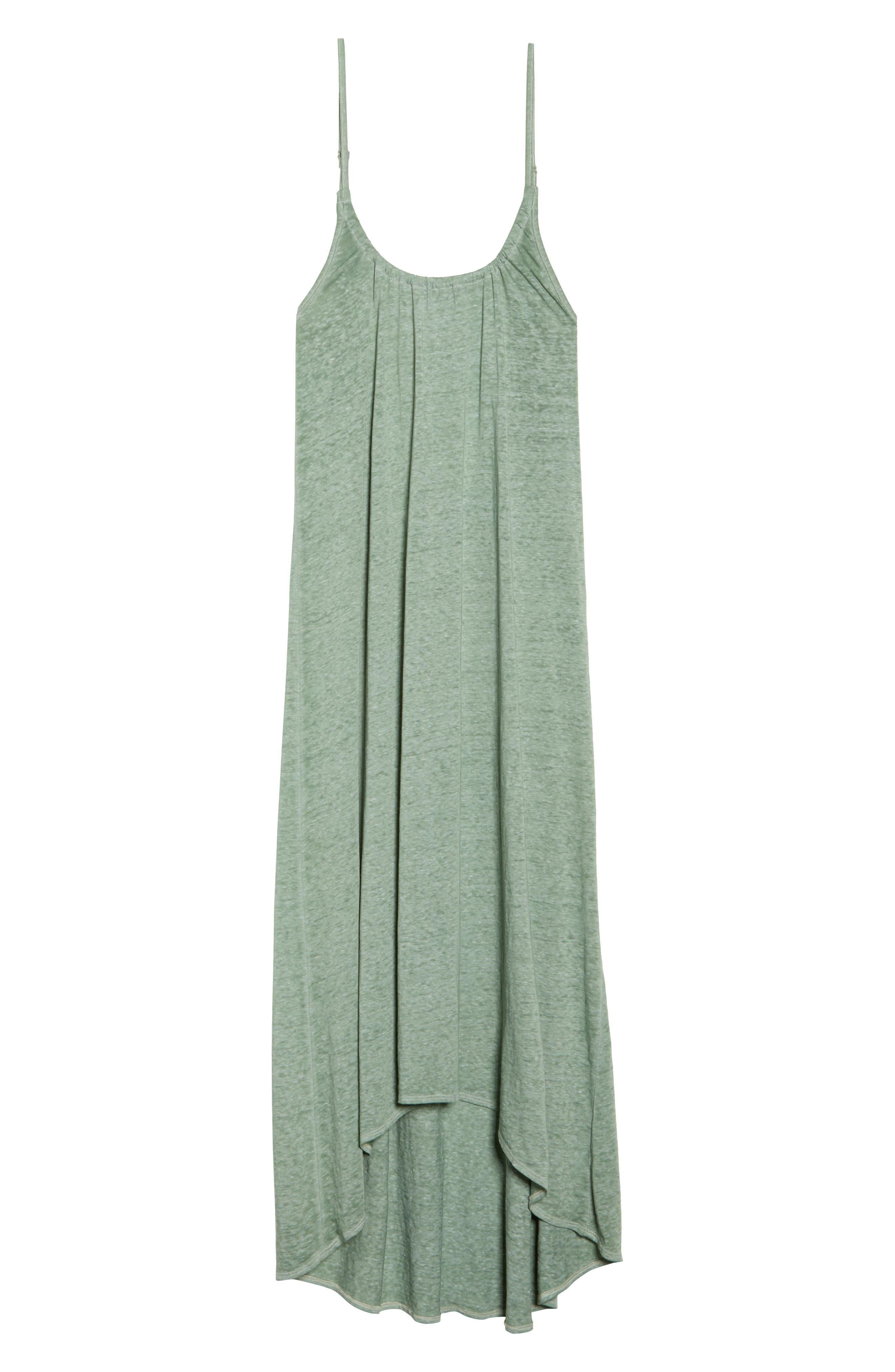 Maxi Cover-Up Dress,                             Alternate thumbnail 28, color,