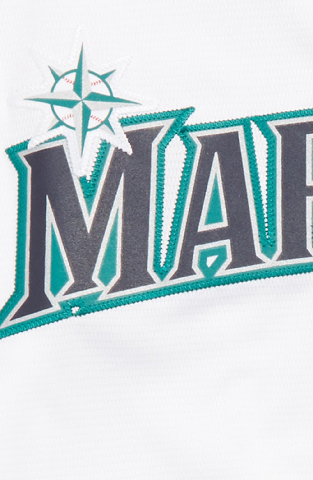 MAJESTIC MLB,                             Seattle Mariners - Robinson Canó Baseball Jersey,                             Alternate thumbnail 3, color,                             100