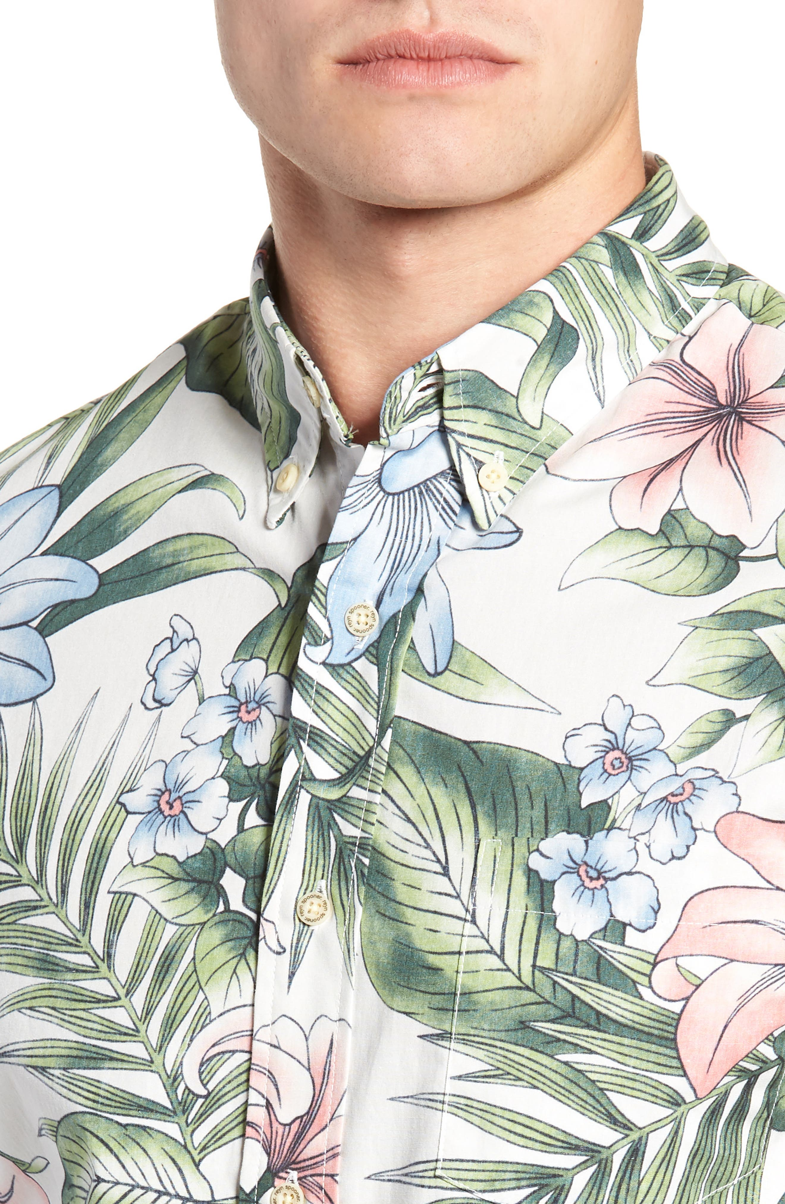 Uluhehi Regular Fit Sport Shirt,                             Alternate thumbnail 2, color,                             104