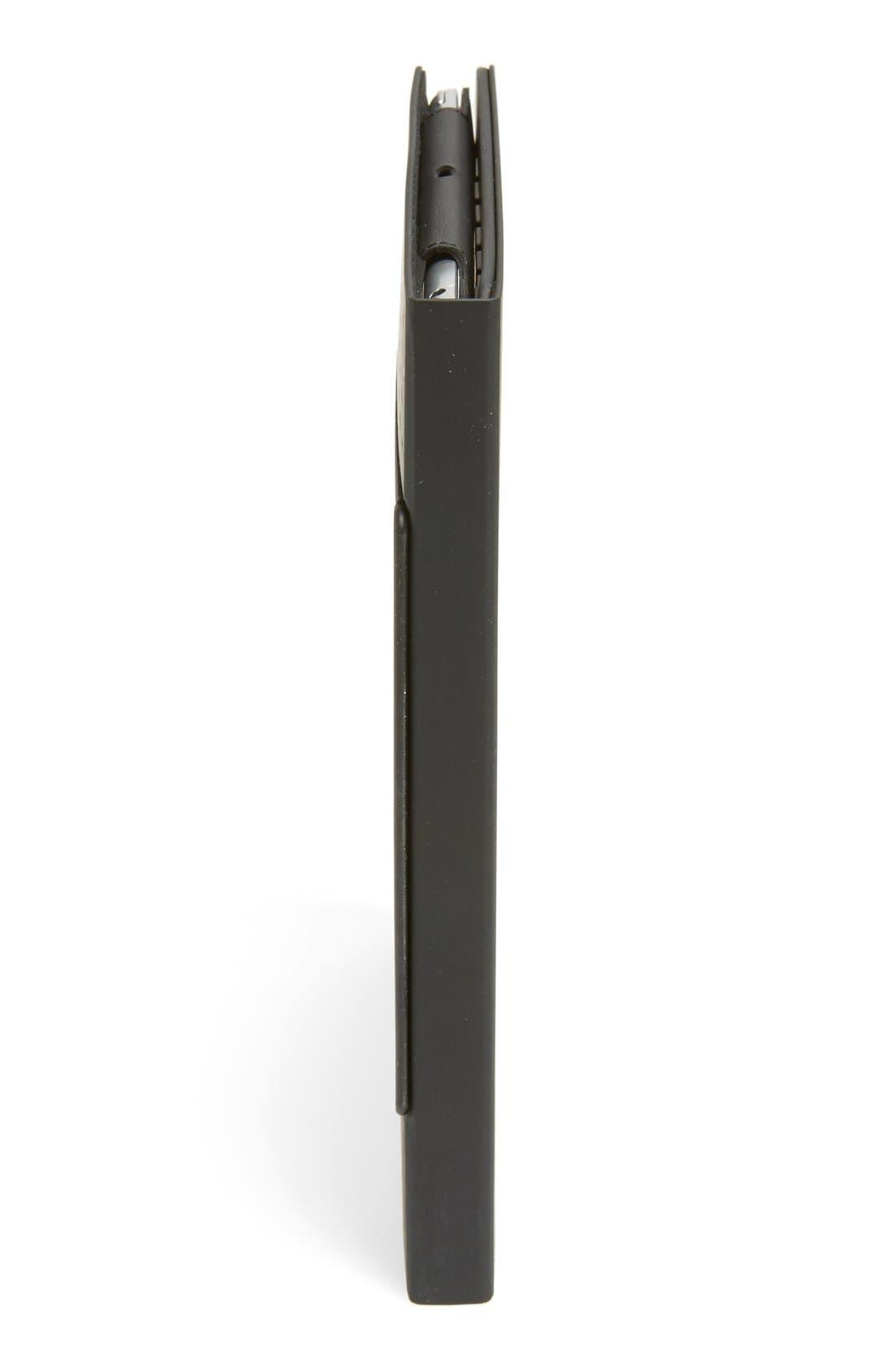 'Slim Style' iPad Air Keyboard Case,                             Alternate thumbnail 4, color,                             001