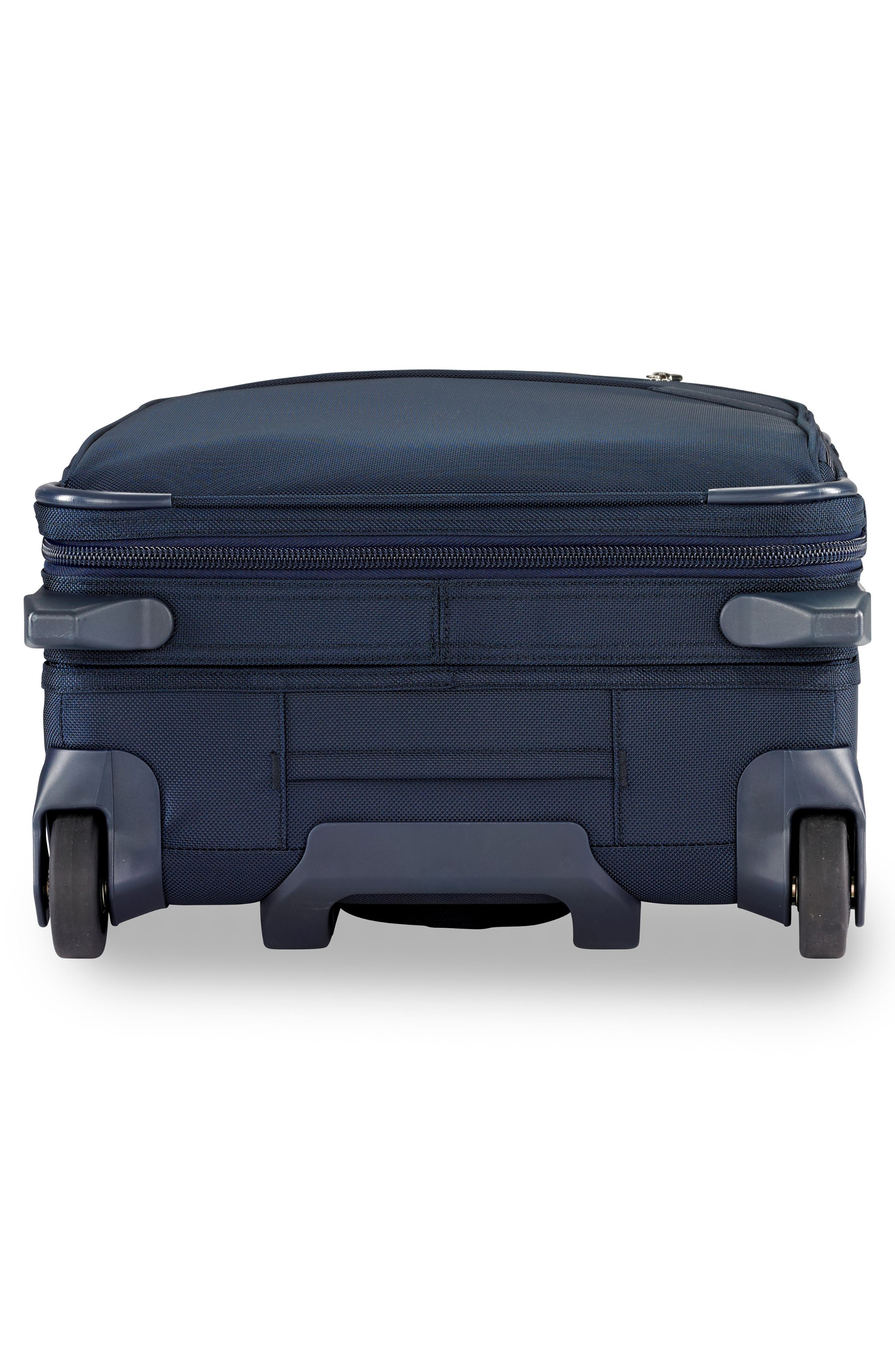 21-Inch Baseline Widebody International Rolling Carry-On,                             Alternate thumbnail 9, color,                             NAVY