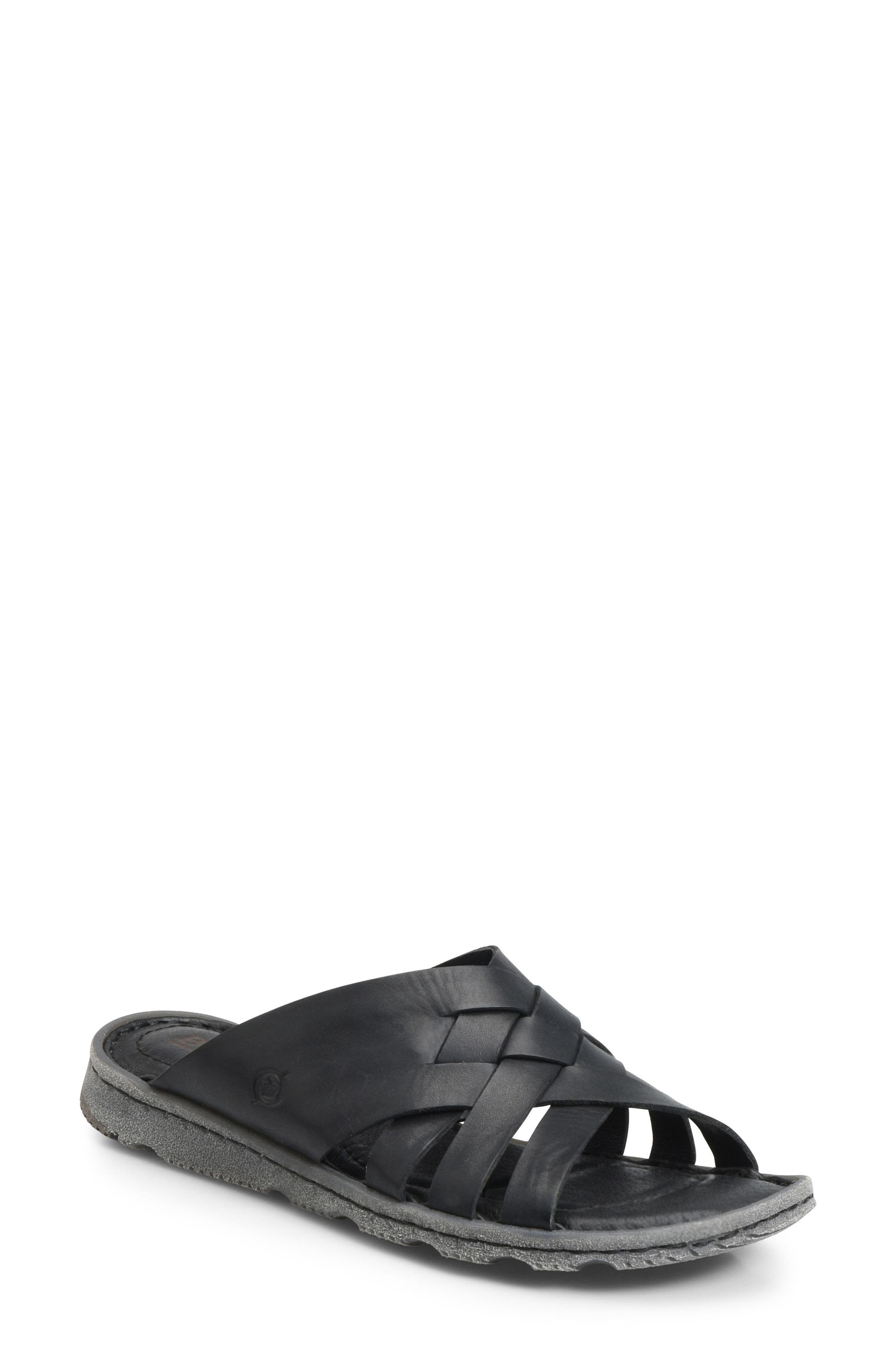 Tarpon Slide Sandal,                         Main,                         color, 001