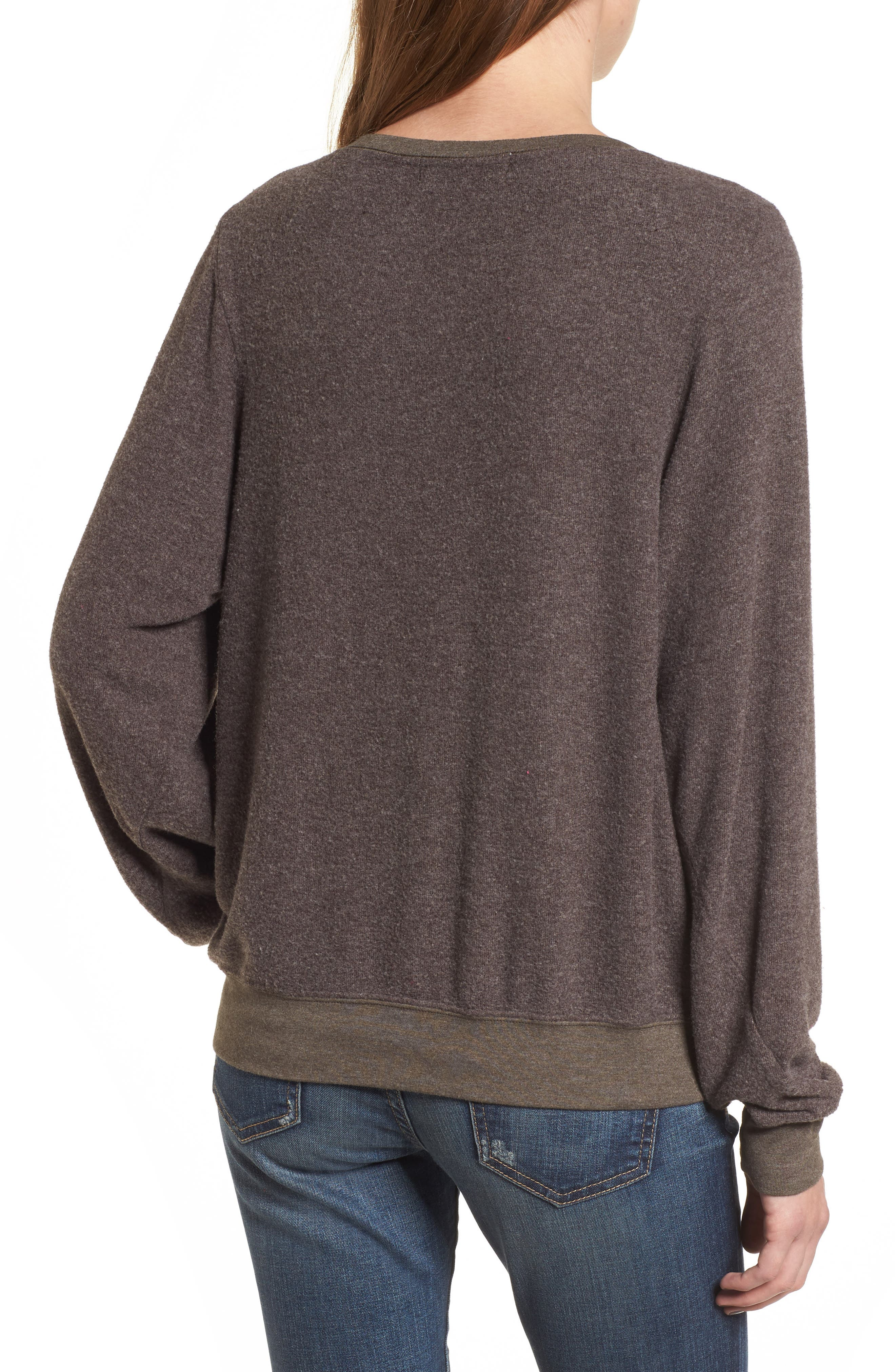 'Baggy Beach Jumper' Pullover,                             Alternate thumbnail 47, color,