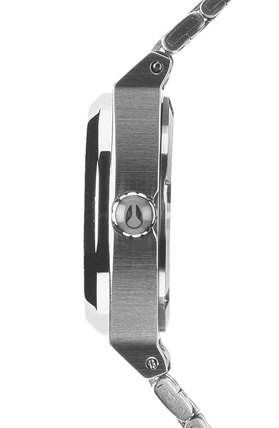 'The Small Time Teller' Bracelet Watch, 26mm,                             Alternate thumbnail 34, color,