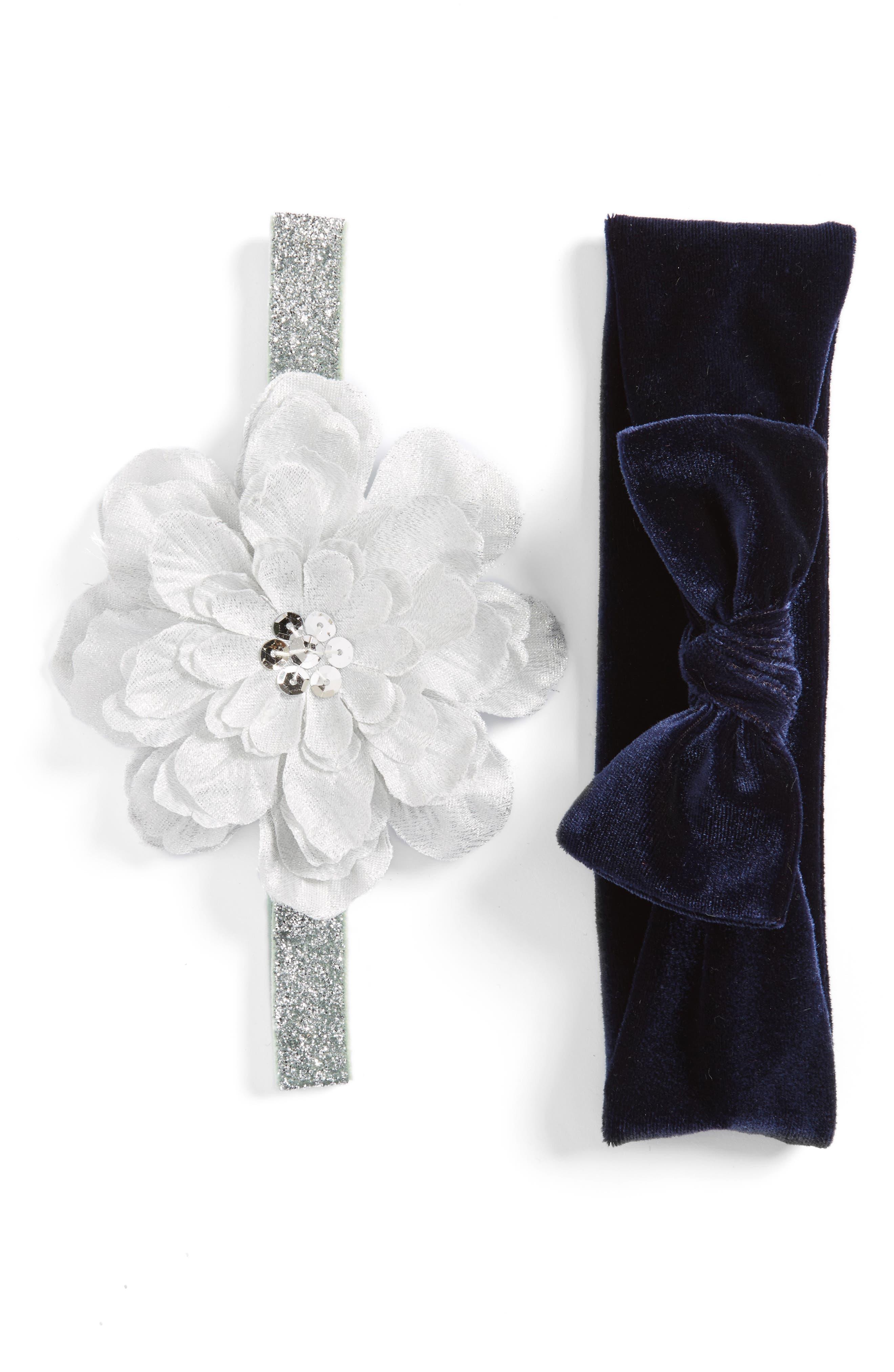 Petal 2-Pack Headbands,                         Main,                         color, 400