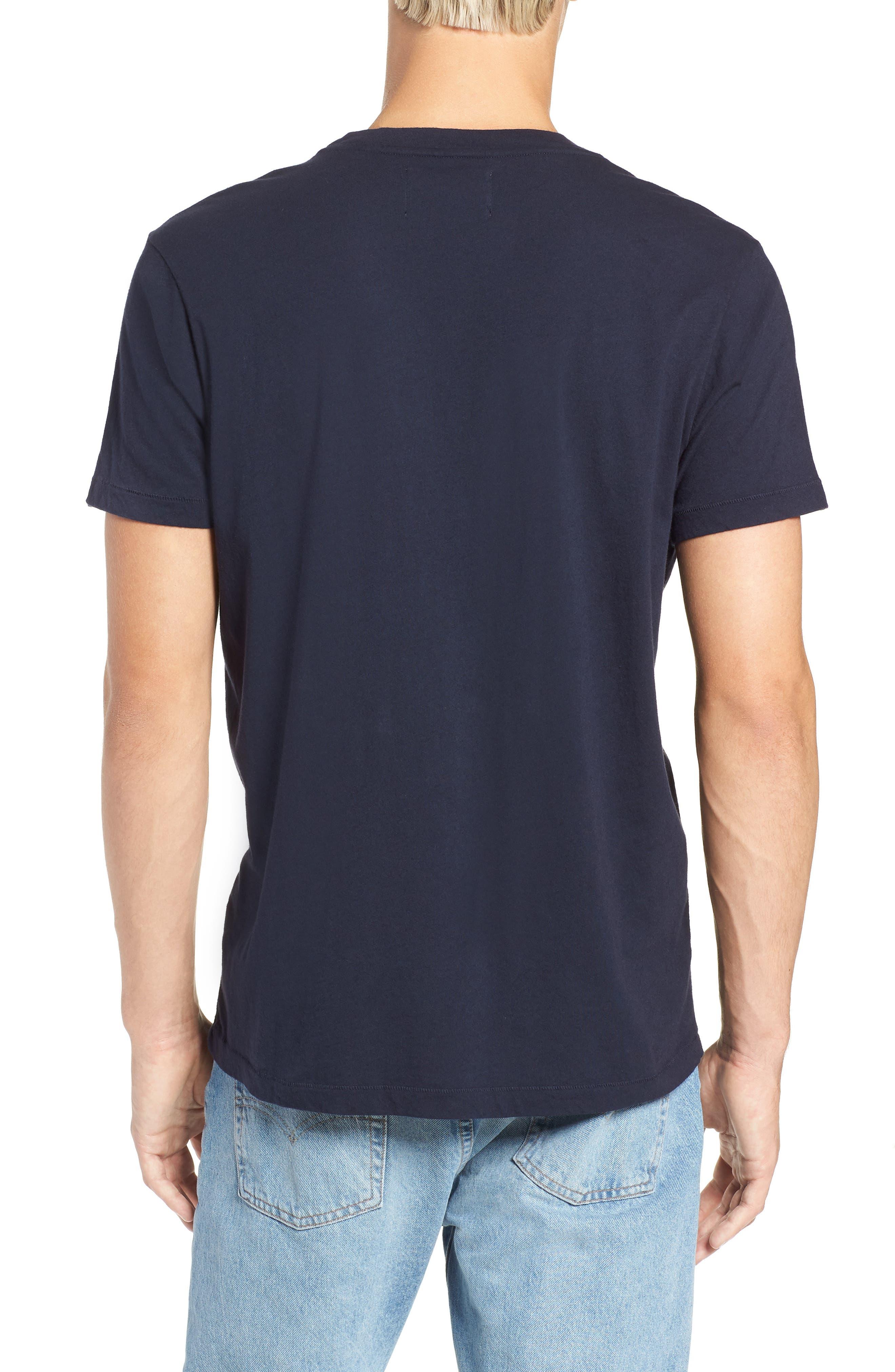 Great Outdoors Pocket T-Shirt,                             Alternate thumbnail 2, color,                             400