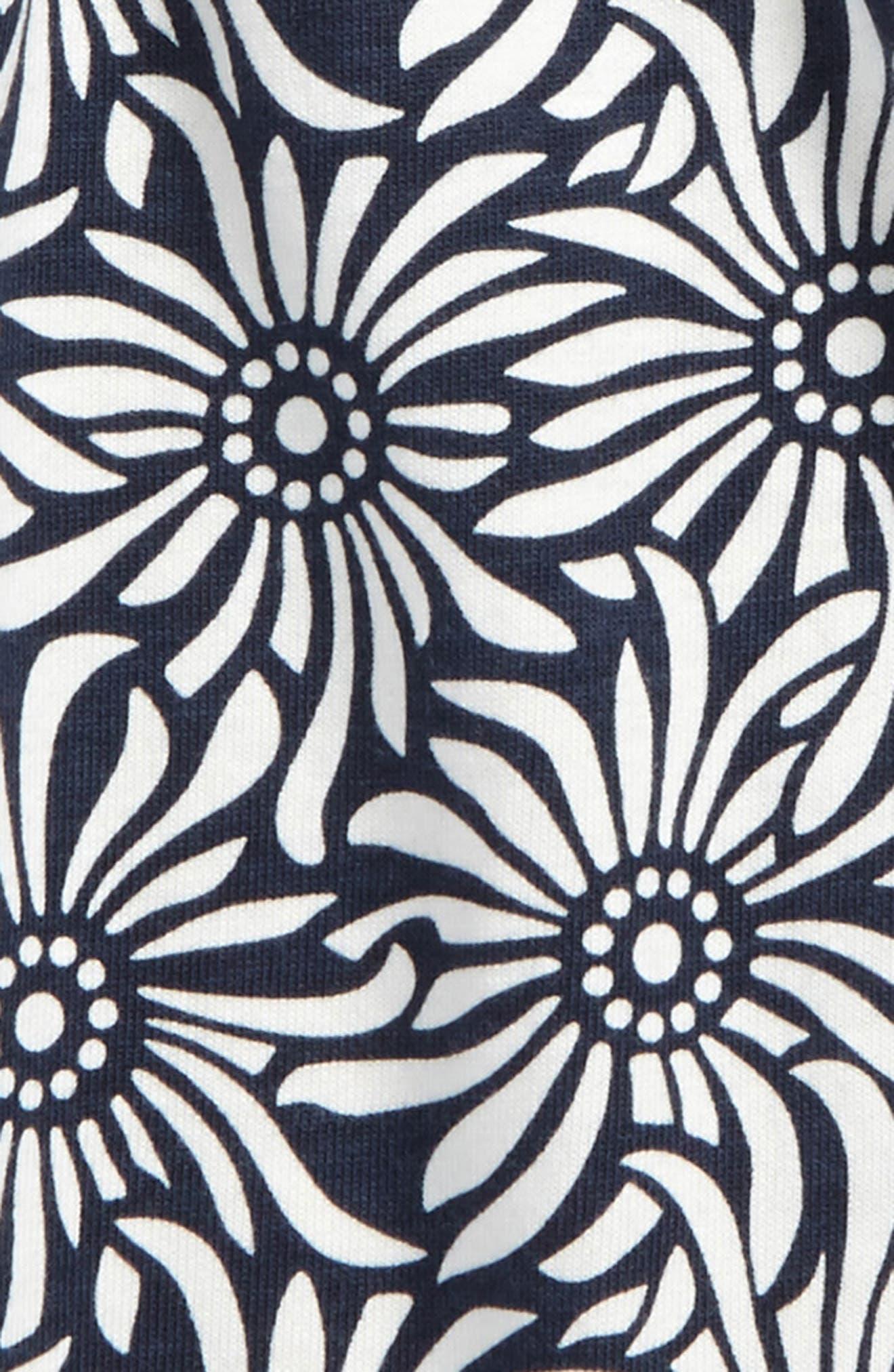 Daisy Field Shift Dress,                             Alternate thumbnail 2, color,