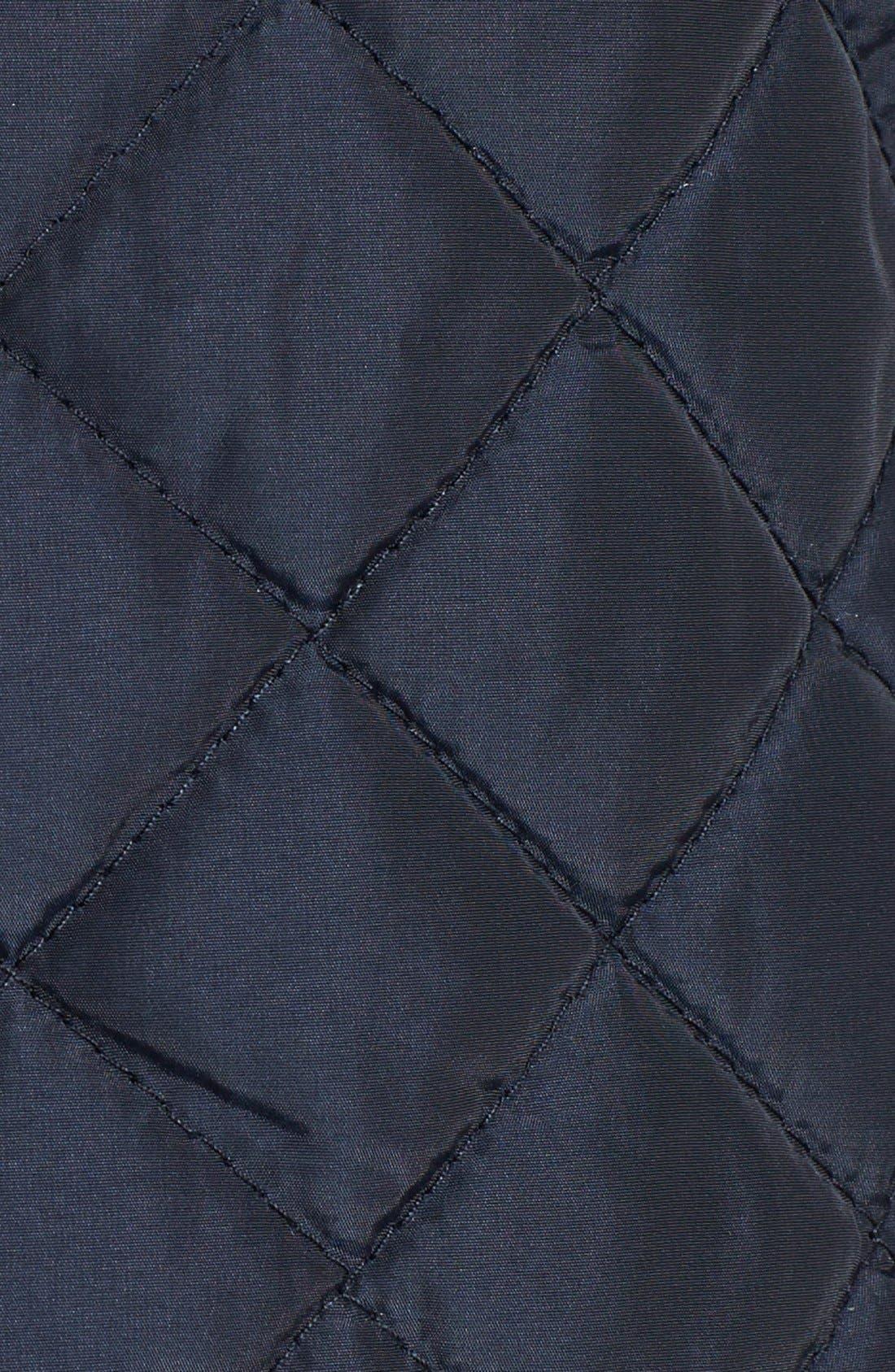 Short Sleeve Puffer Jacket,                             Alternate thumbnail 3, color,                             415