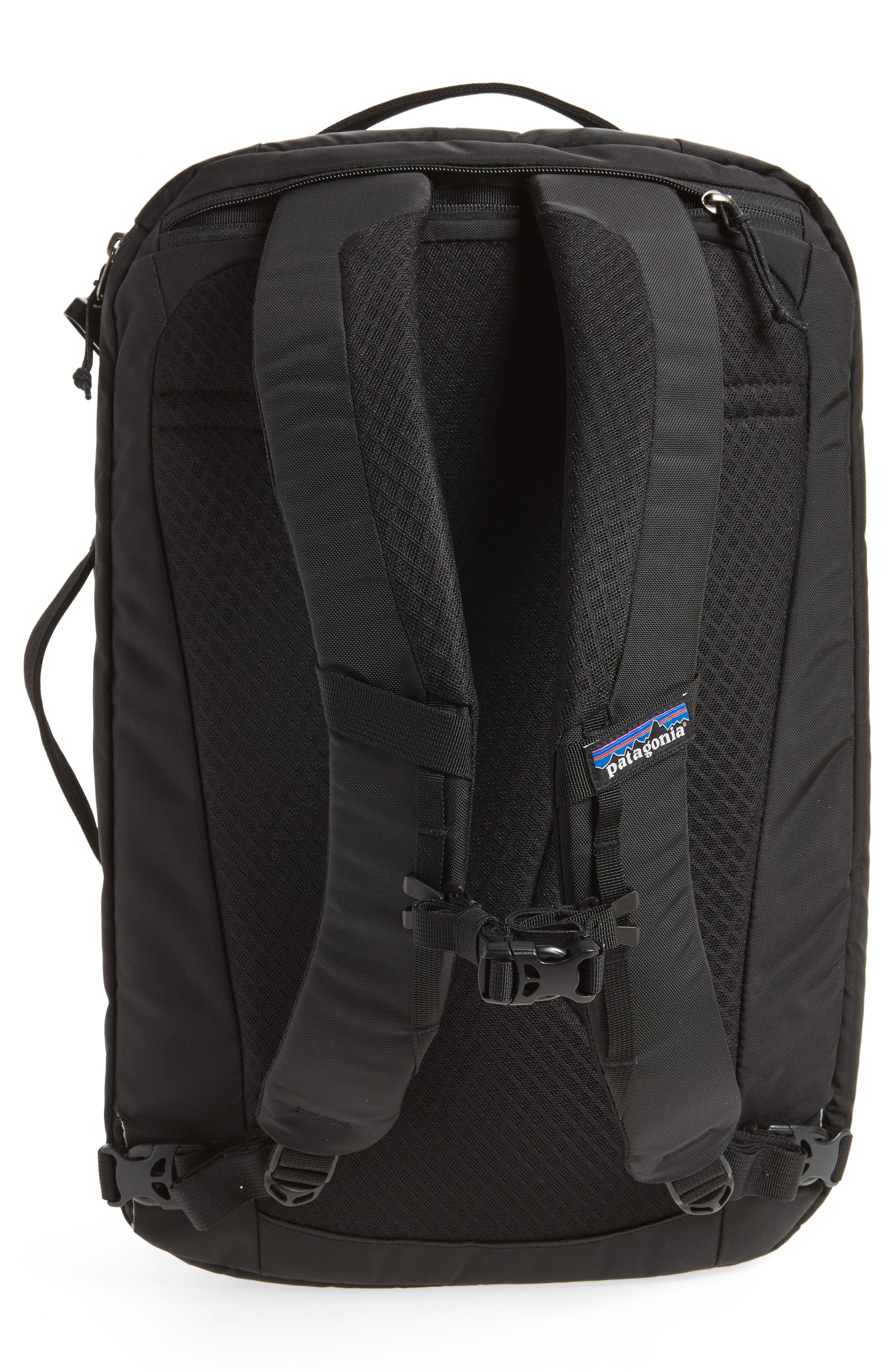 Tres 25-Liter Convertible Backpack,                             Alternate thumbnail 3, color,                             BLACK